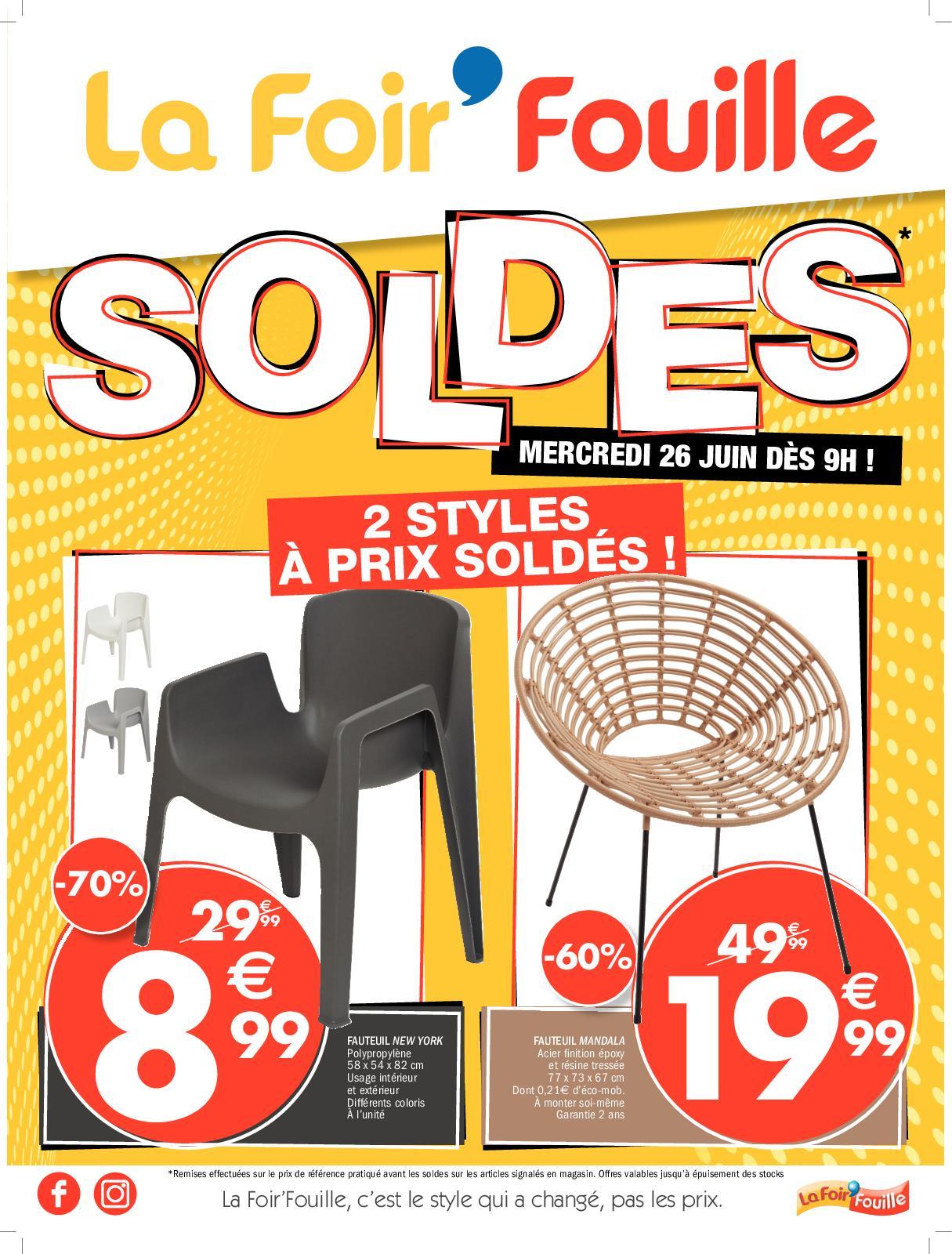 Calaméo Catalogue Soldes