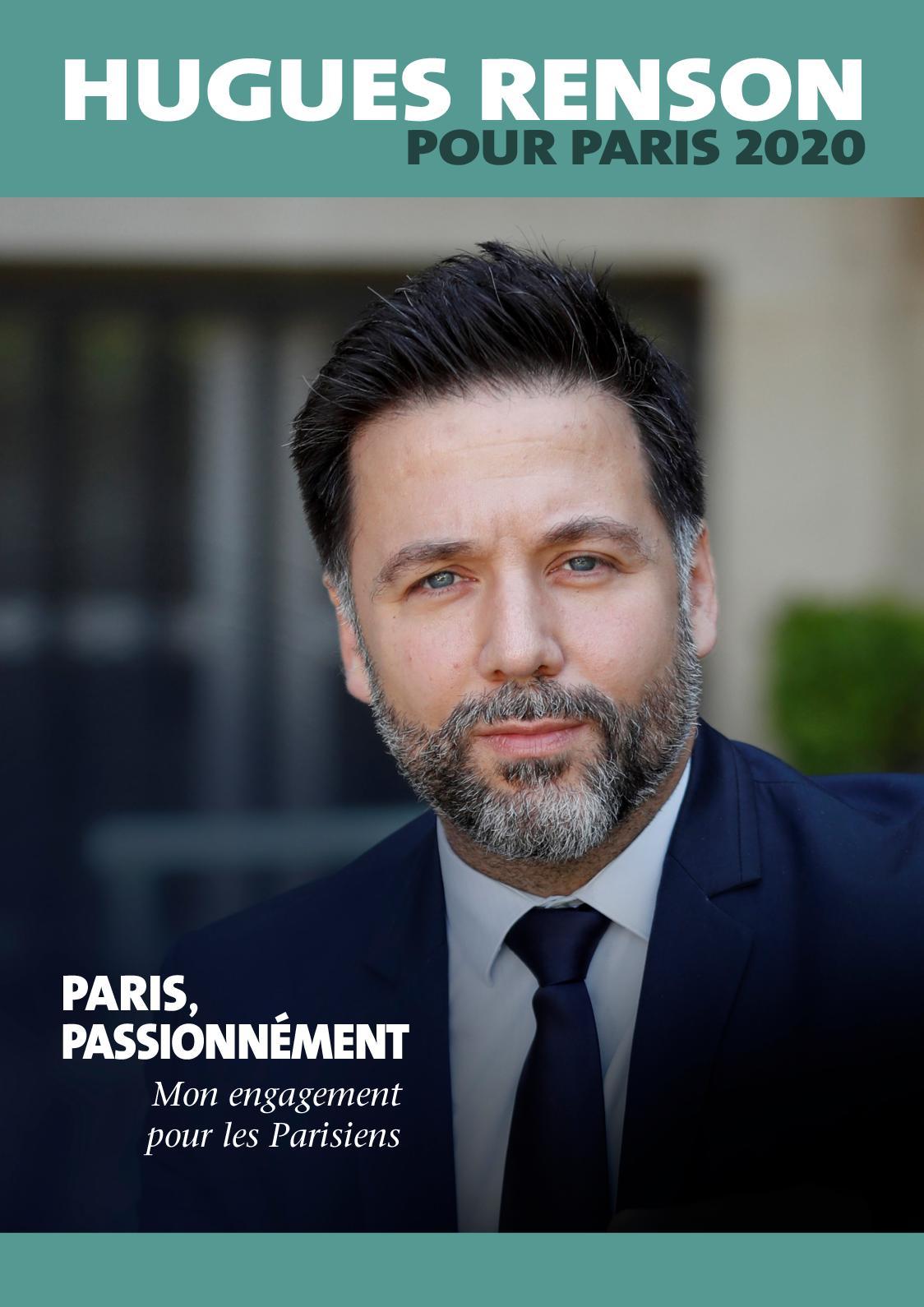 """Manifeste """"Paris, Passionnément"""""""
