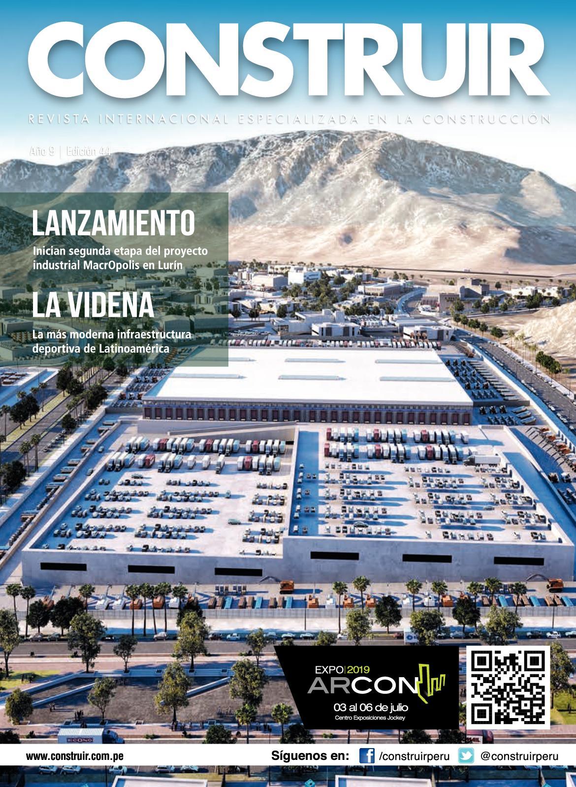 Revista Construir Edición Nº 44