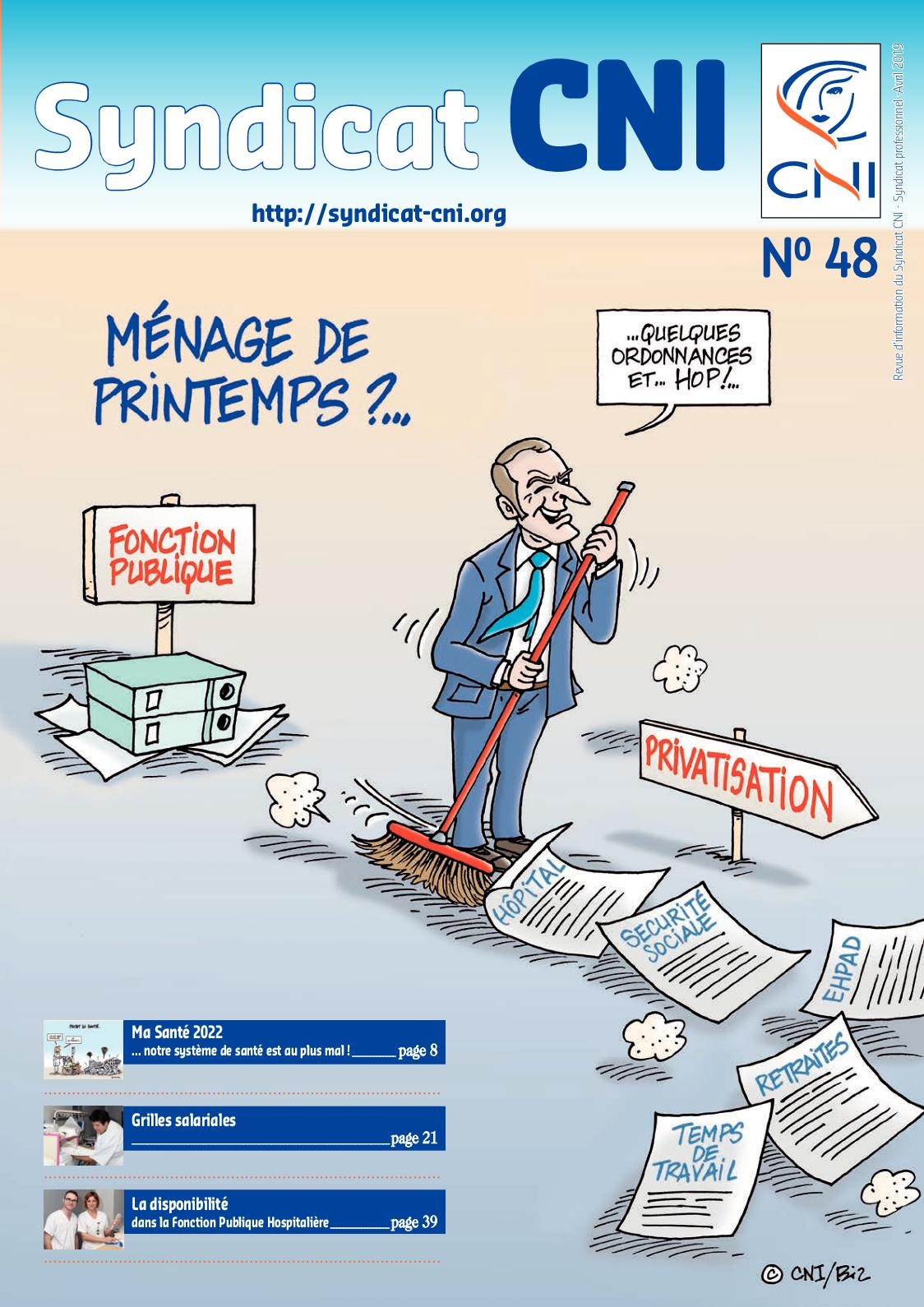 Calaméo Magazine Nationale Des Infirmieres Mai 2019