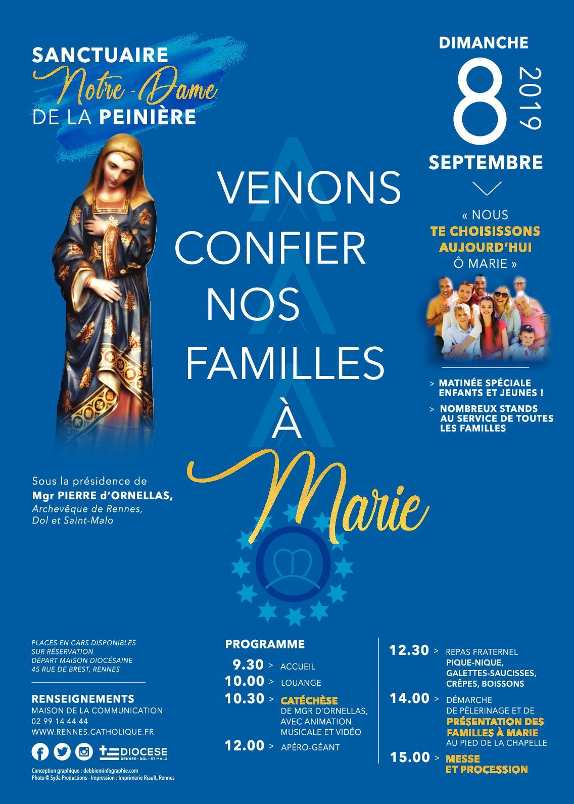 Calameo Affiche Notre Dame De La Peiniere