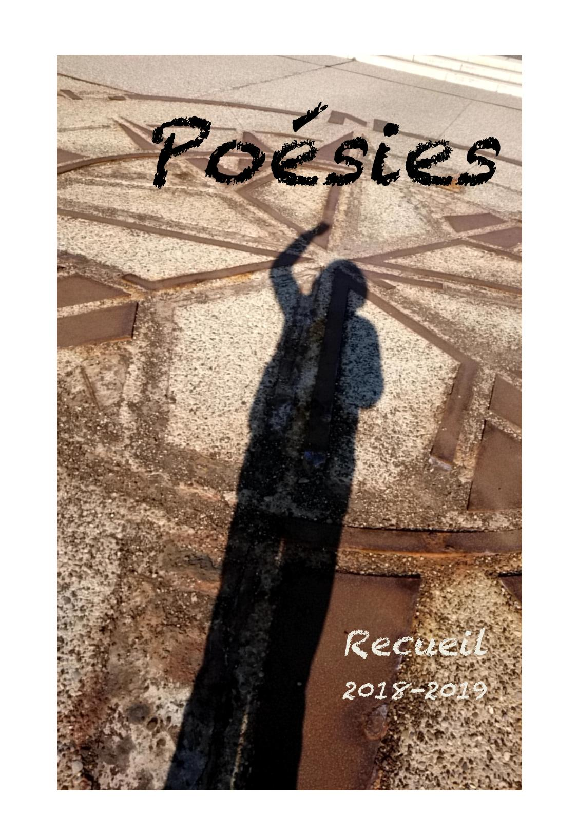 Calaméo Maquette Recueil Poèmes 4ème