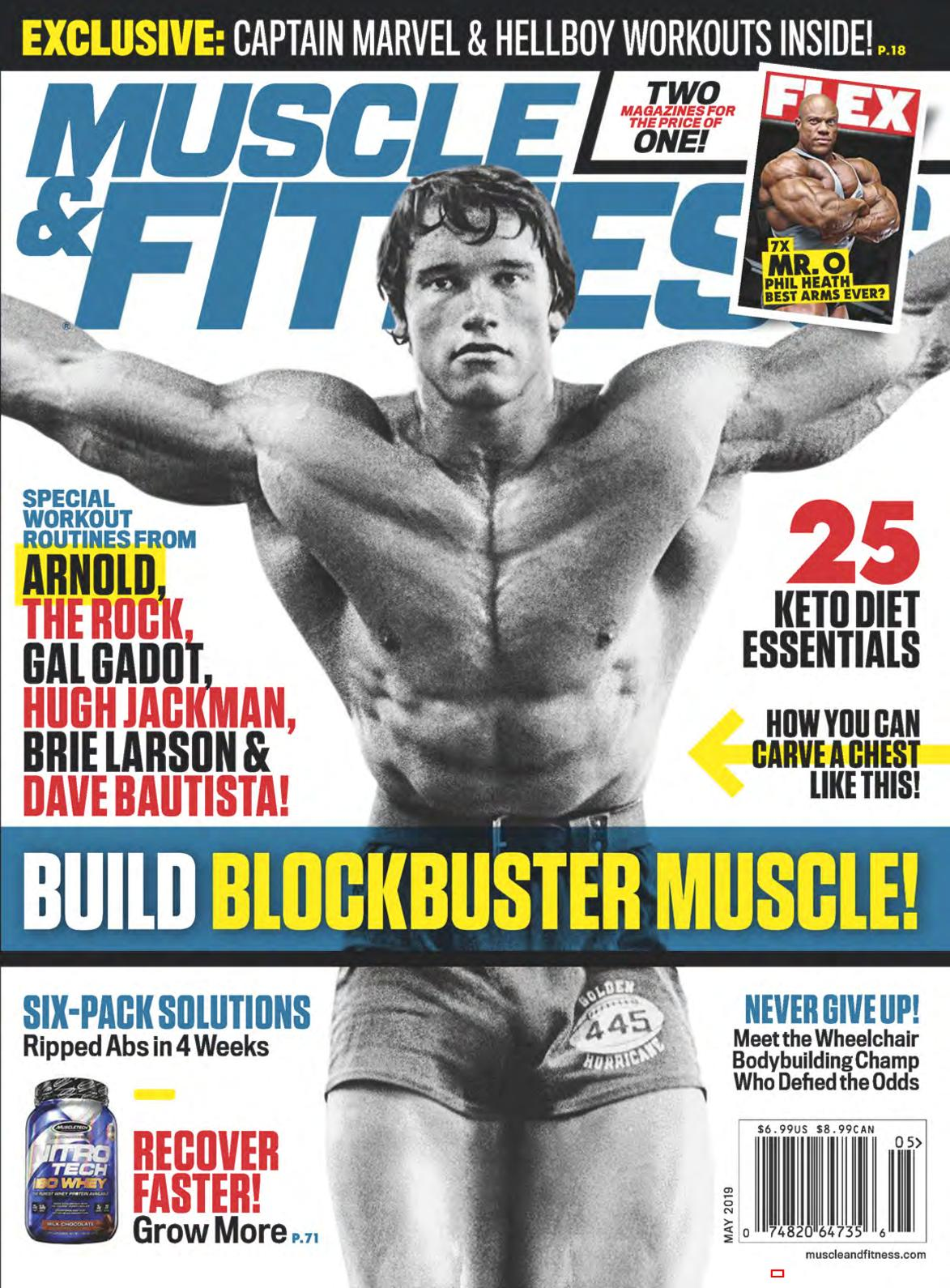 6735957b5a5 Calaméo - Muscle & Fitness Usa July 2019