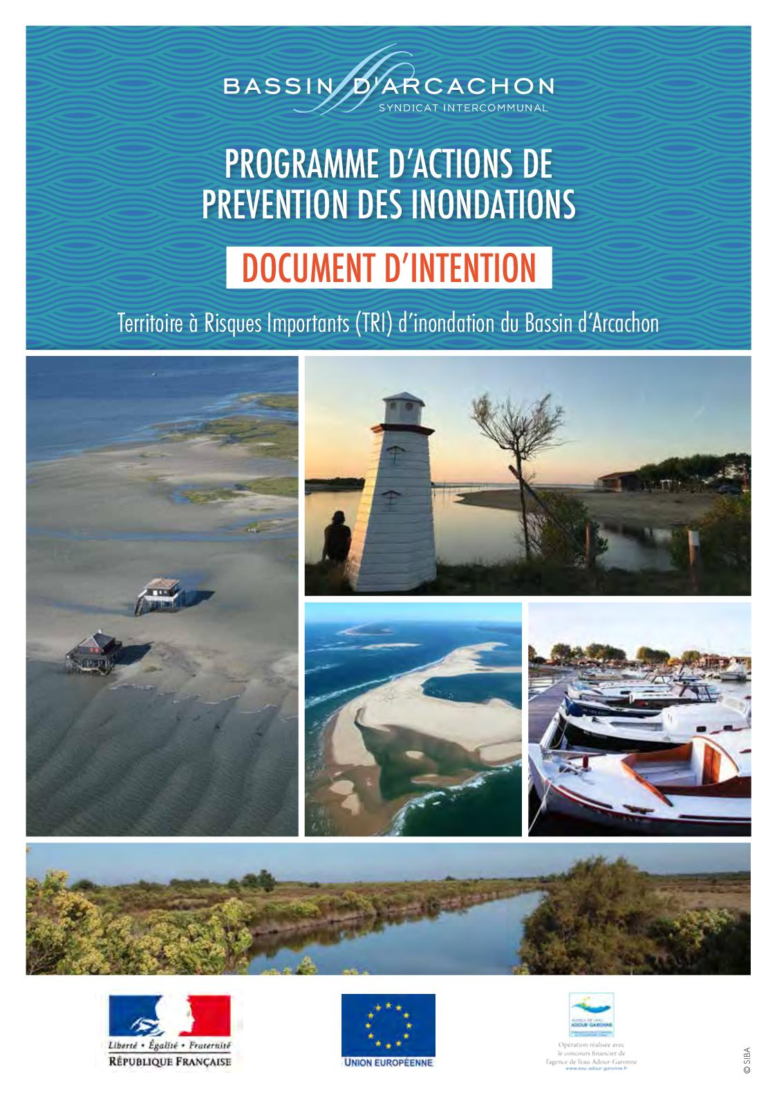Calameo Programme D Intention Prevention Des Inondations Siba