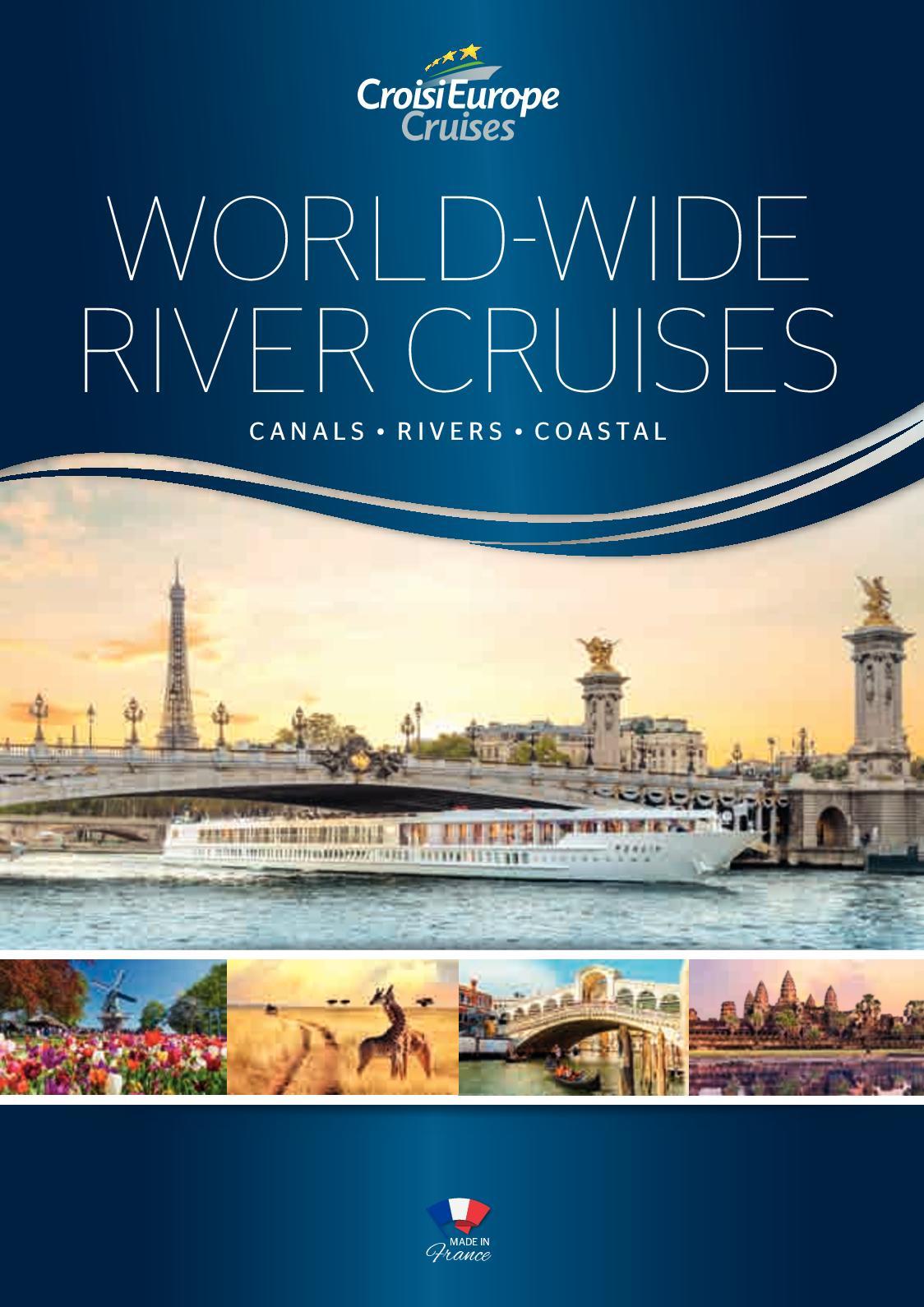 Calameo World Wide River Cruises 2020