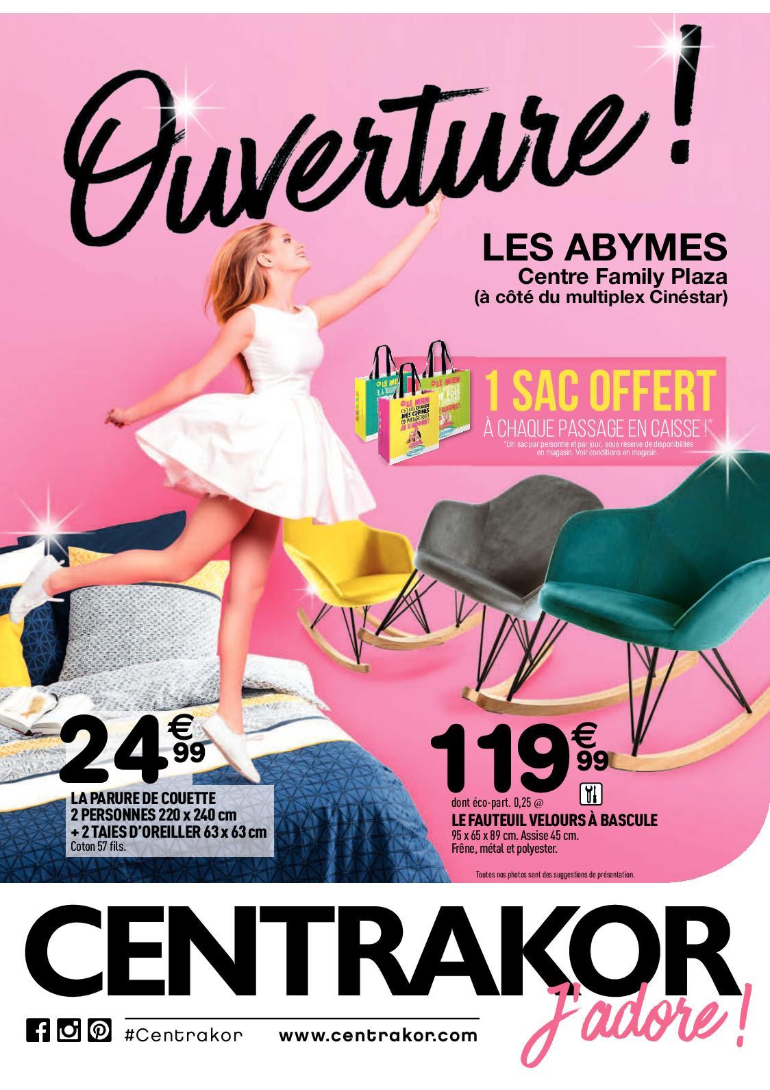 Calaméo - Catalogue OUVERTURE CENTRAKOR - Ouverture Les ...