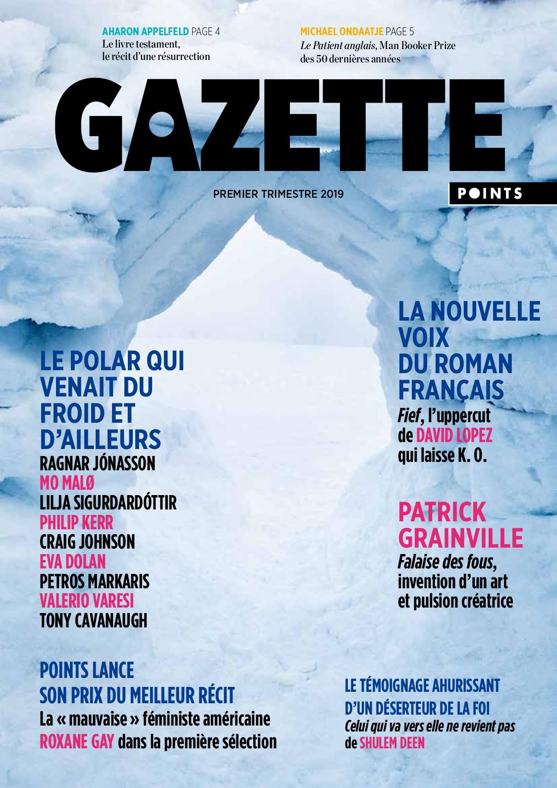 Calameo 2019 Trimestre 1 Gazette