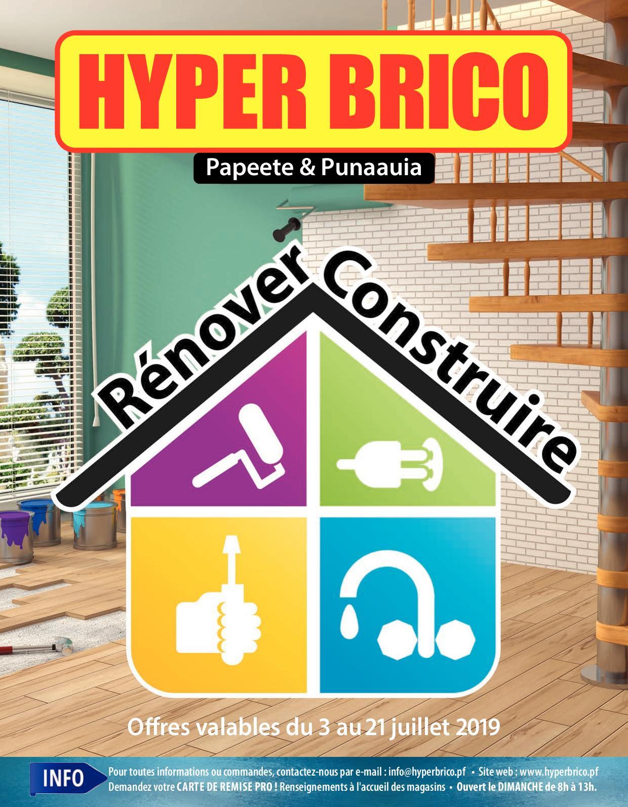 Rénover Construire