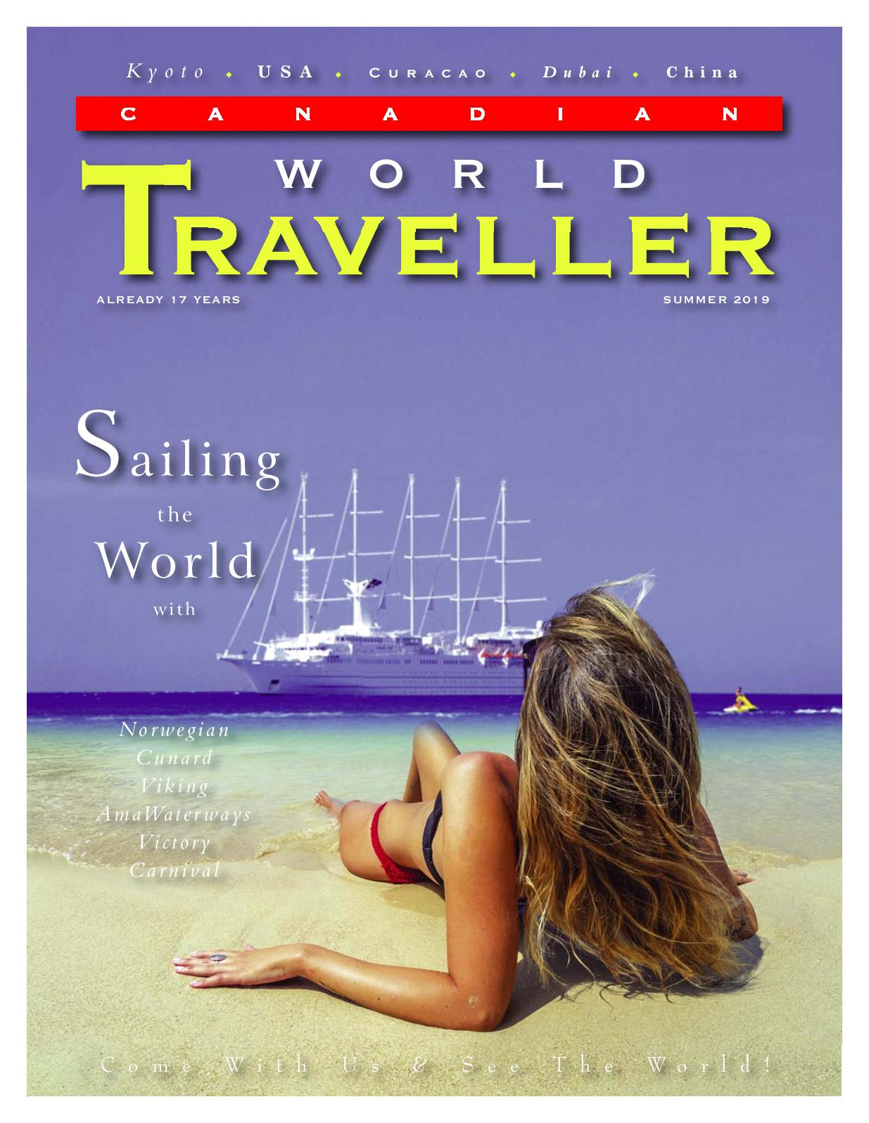 Calaméo - Canadian World Traveller Summer 2019 Issue