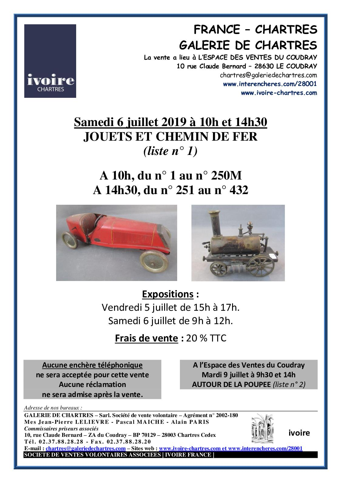 Fervente 06072019 Jouets Chartres Chemin Et De Calaméo byf7v6Yg