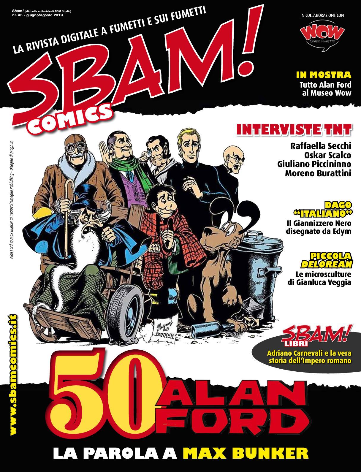 Calaméo Sbam Comics Nr45