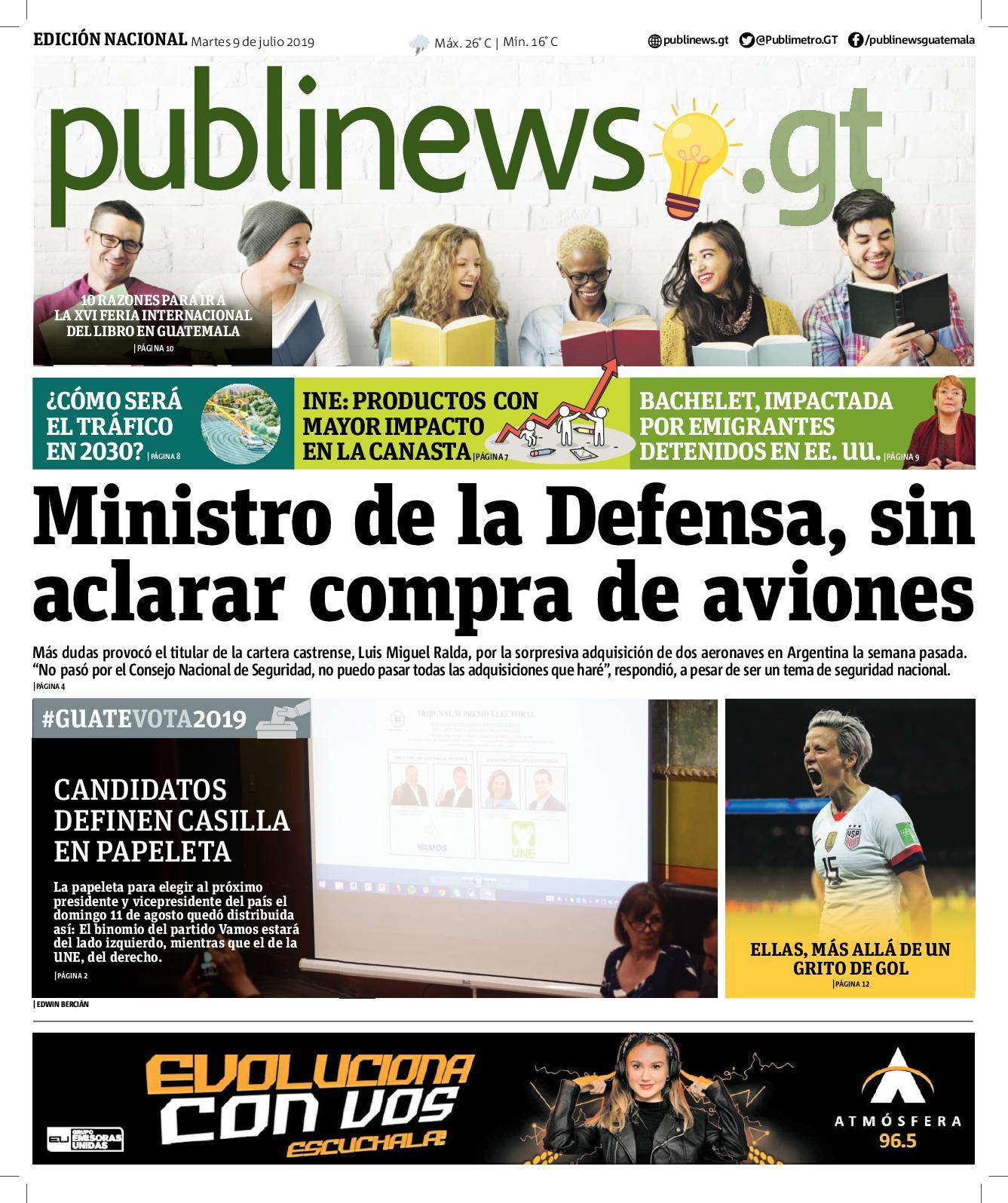 GUATEMALA CITY 09072019