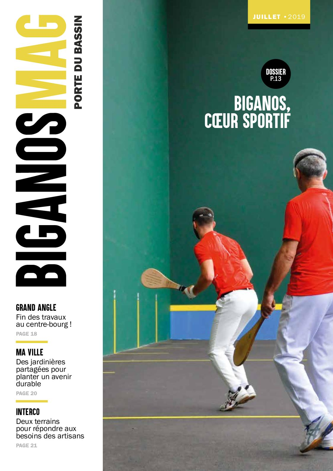 Calaméo Biganos Magazine Juillet 2019