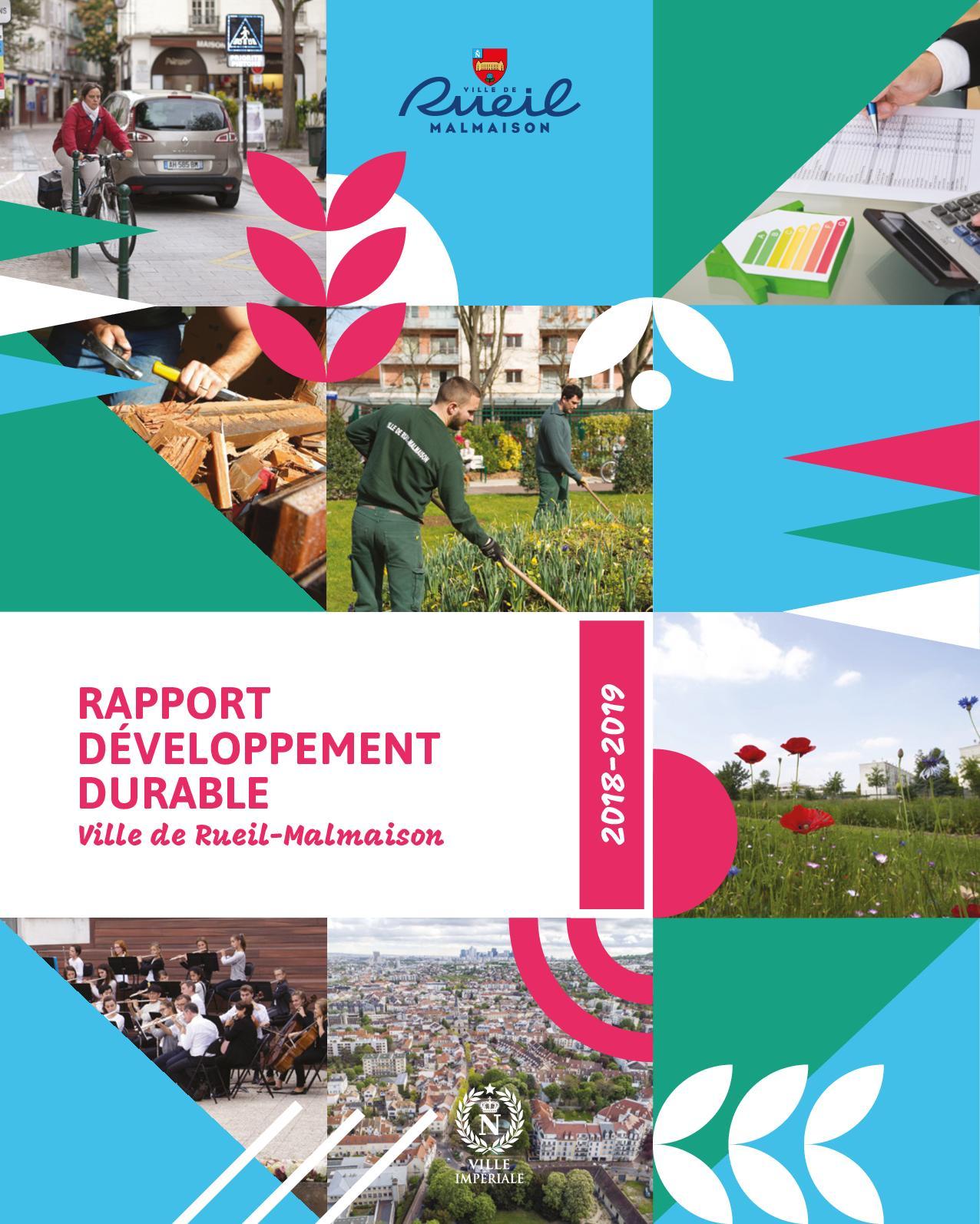 Entreprises Basées À Rueil Malmaison calaméo - rapport développement durable 2018-2019