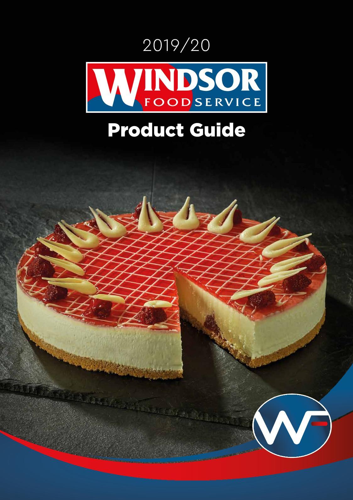 Calaméo - Windsor Product Guide 2019/20
