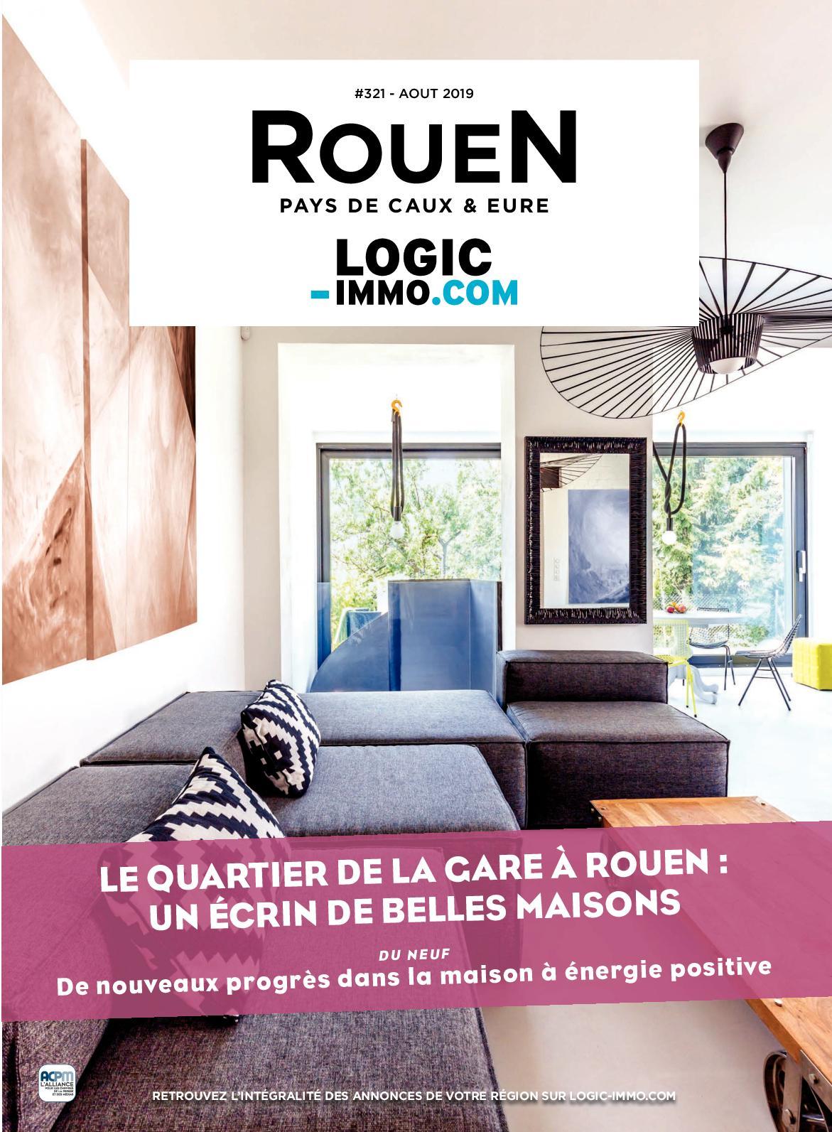 Calaméo Logic Immo Rouen Pays De Caux Eure 321