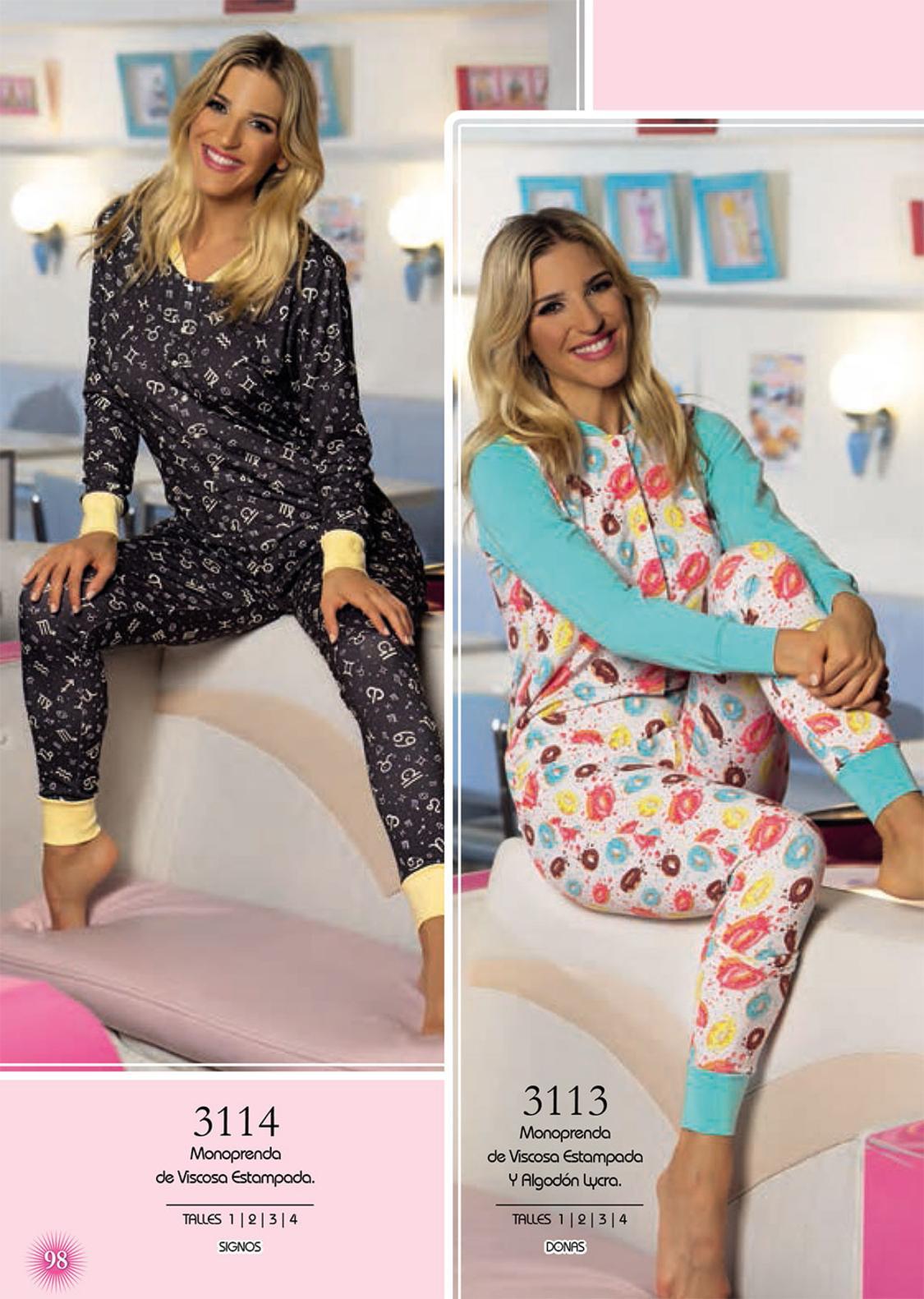 Natu Pijamas 2019