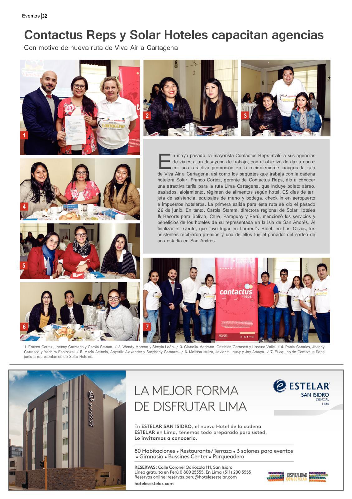 Magazine Impreso T News Julio 2019 Calameo Downloader