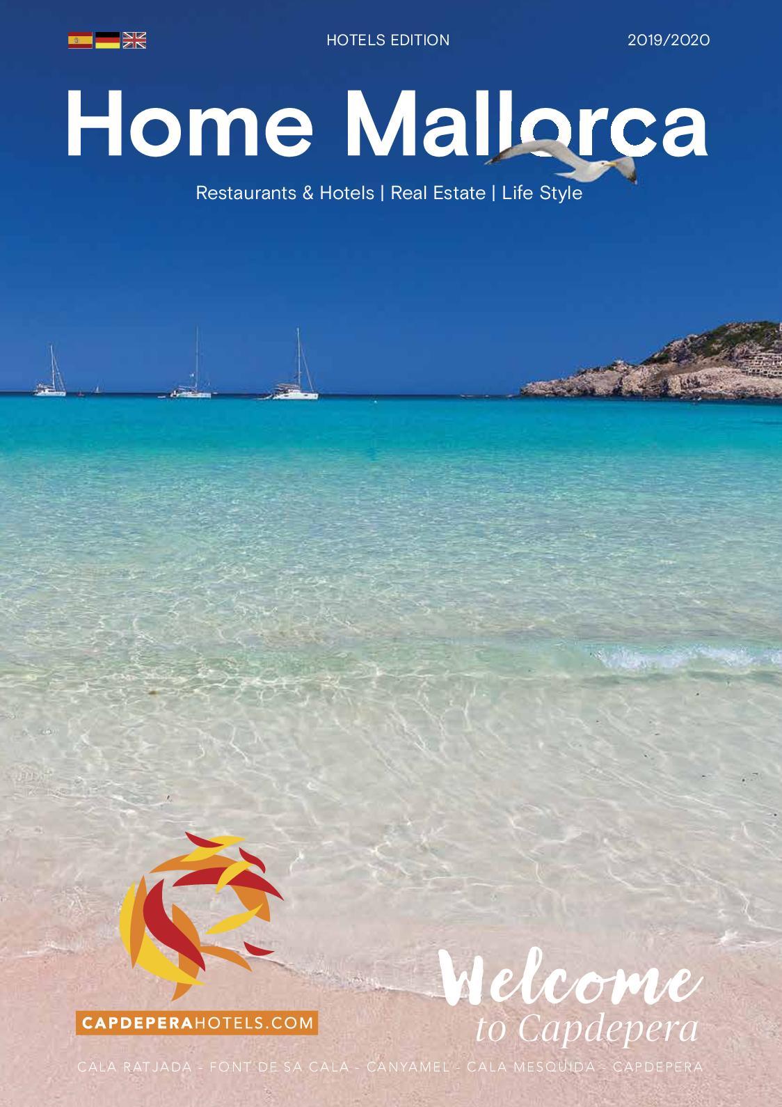 54bb7d52c703 Calaméo - Home Mallorca Hoteles edition