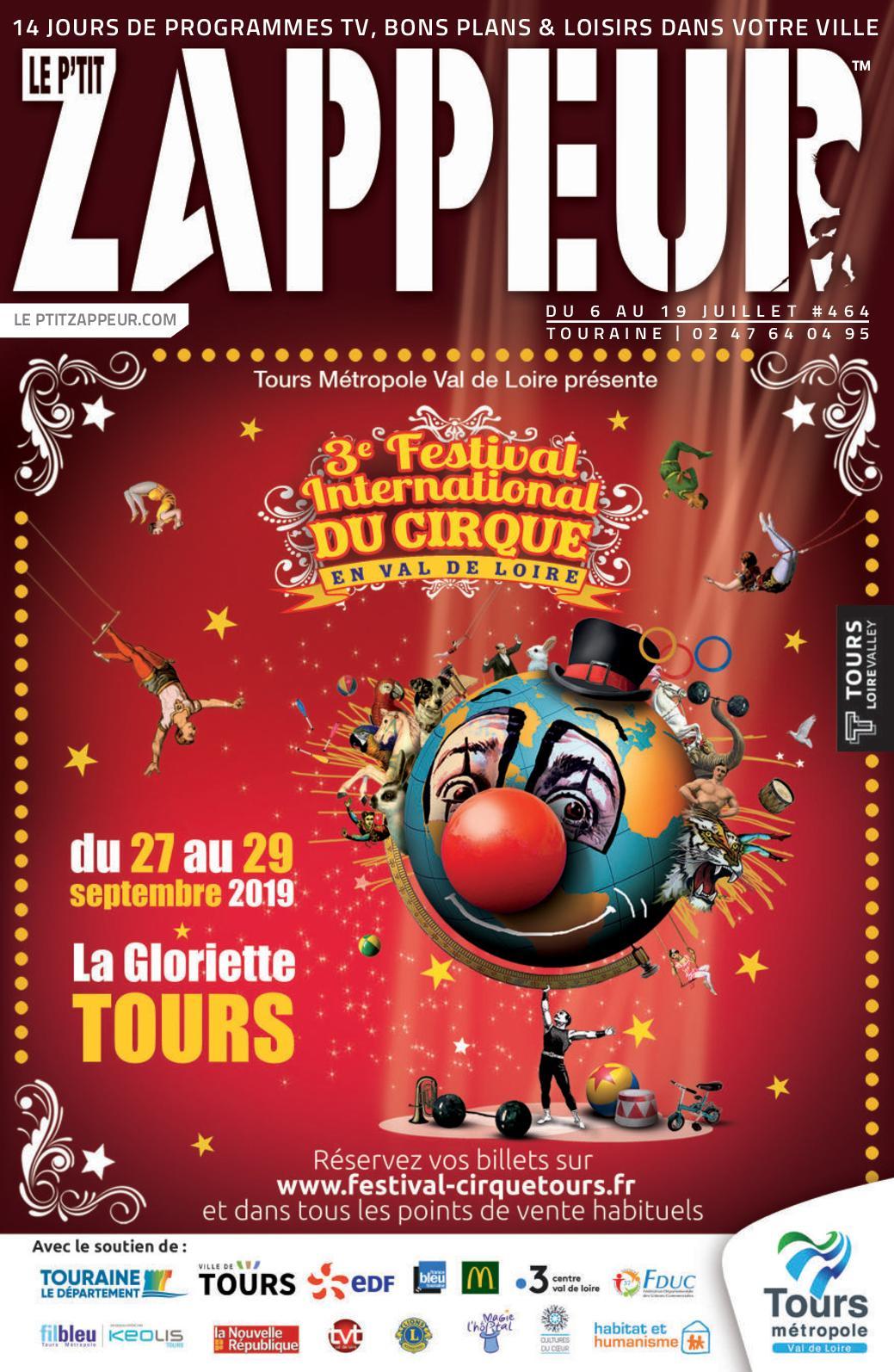 Calaméo Le Ptit Zappeur Tours 464