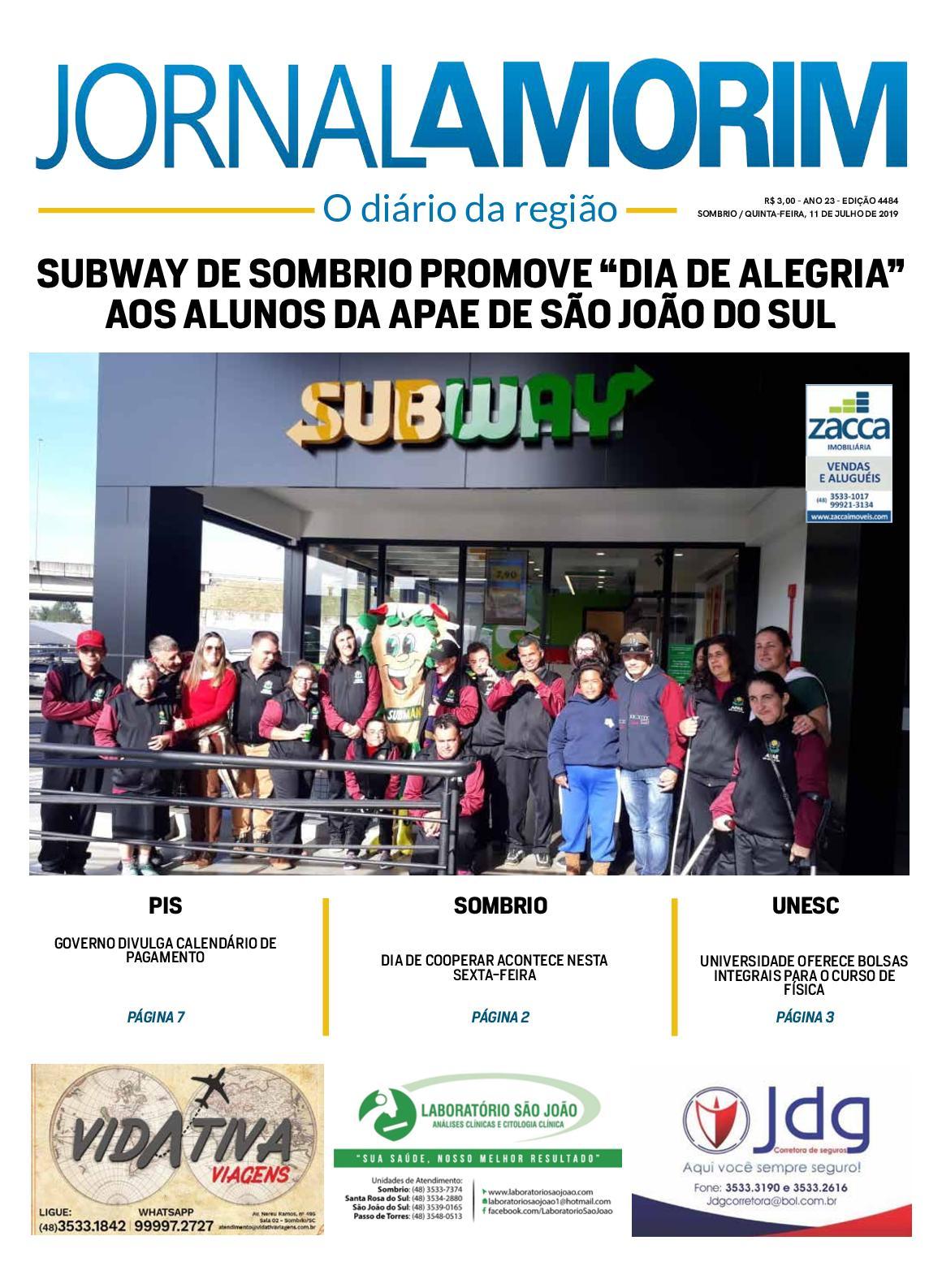 Jornal Amorim 11-07-2019
