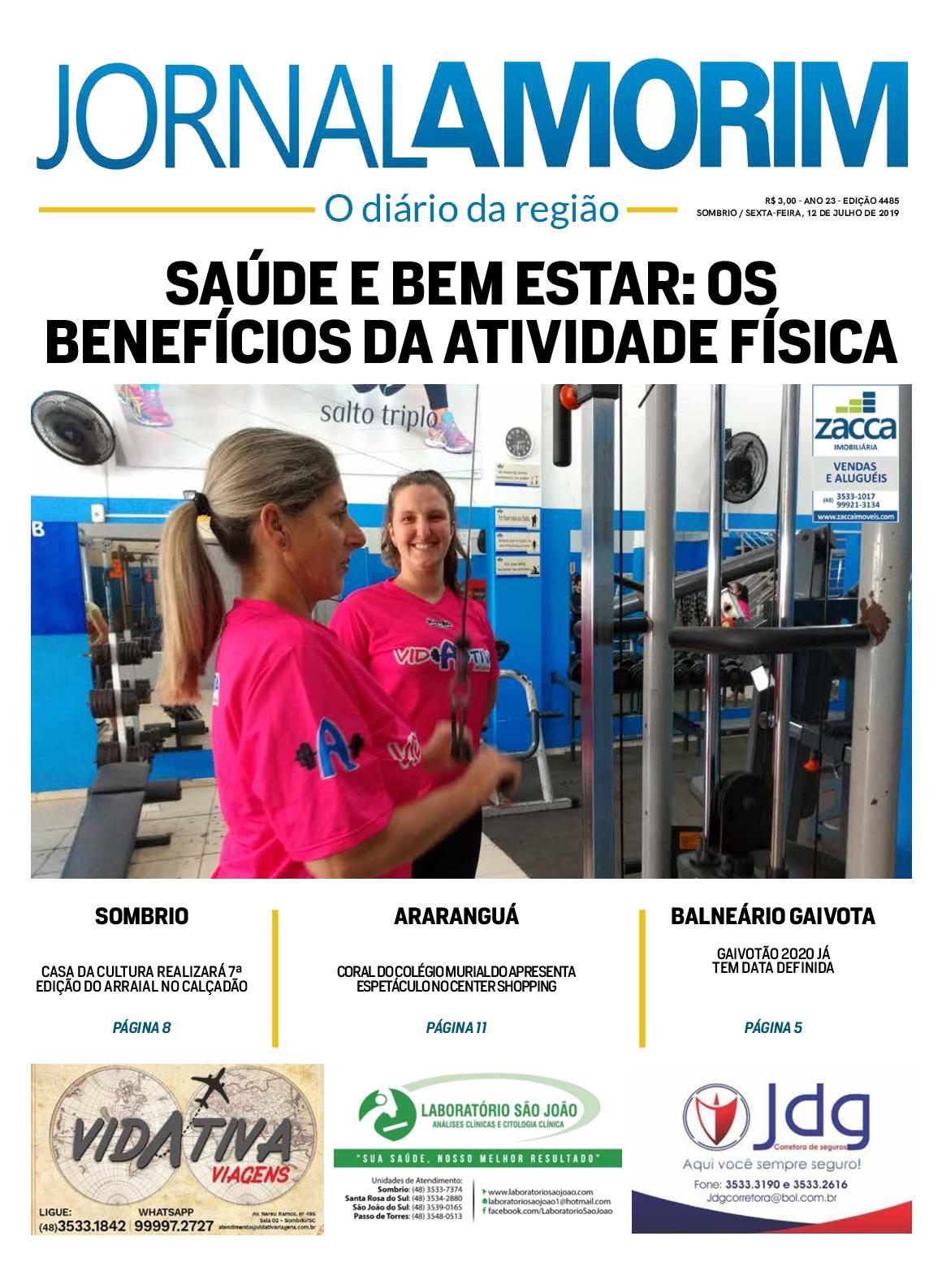 Jornal Amorim 12-07-2019