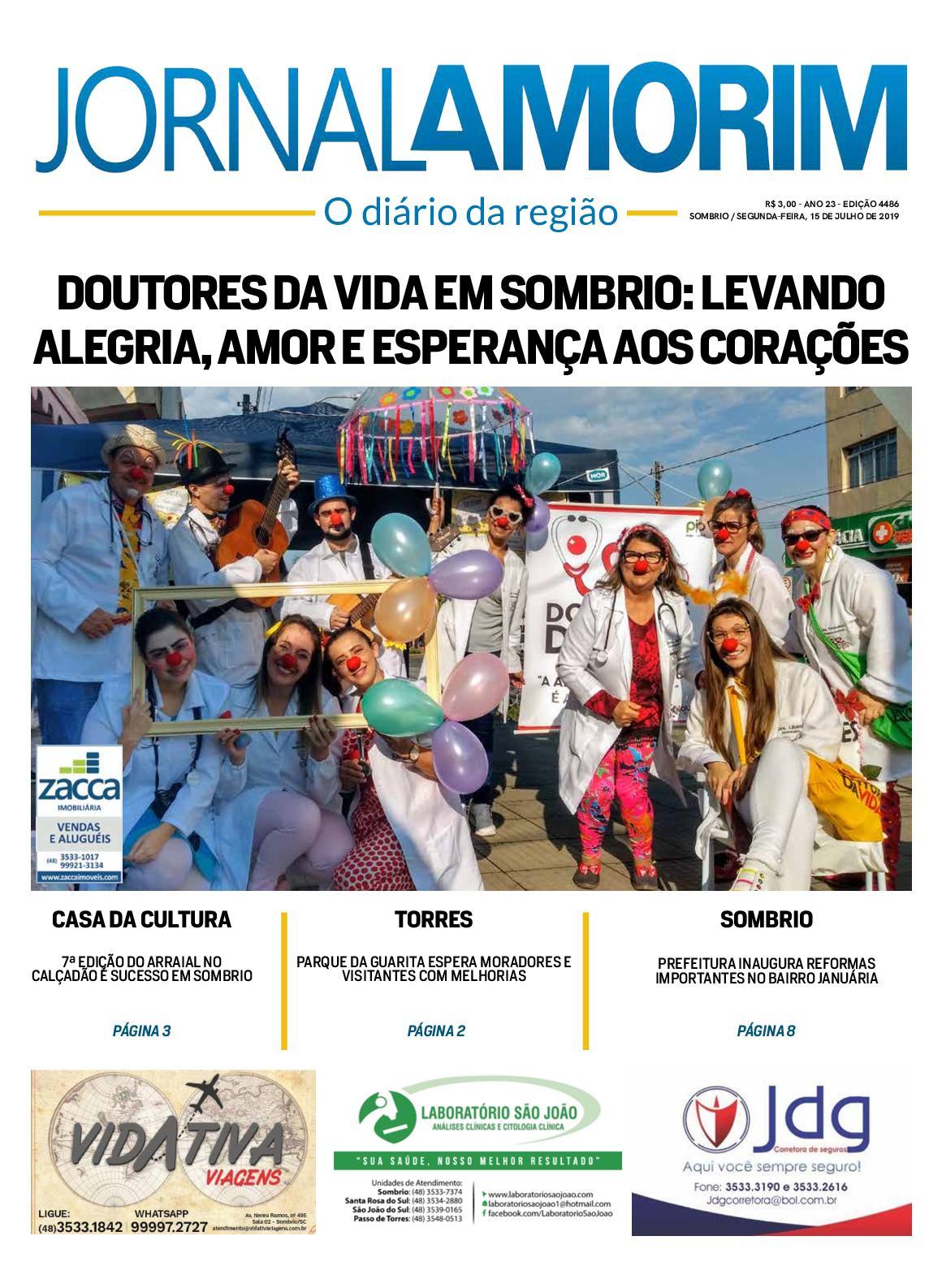 Jornal Amorim 15-07-2019