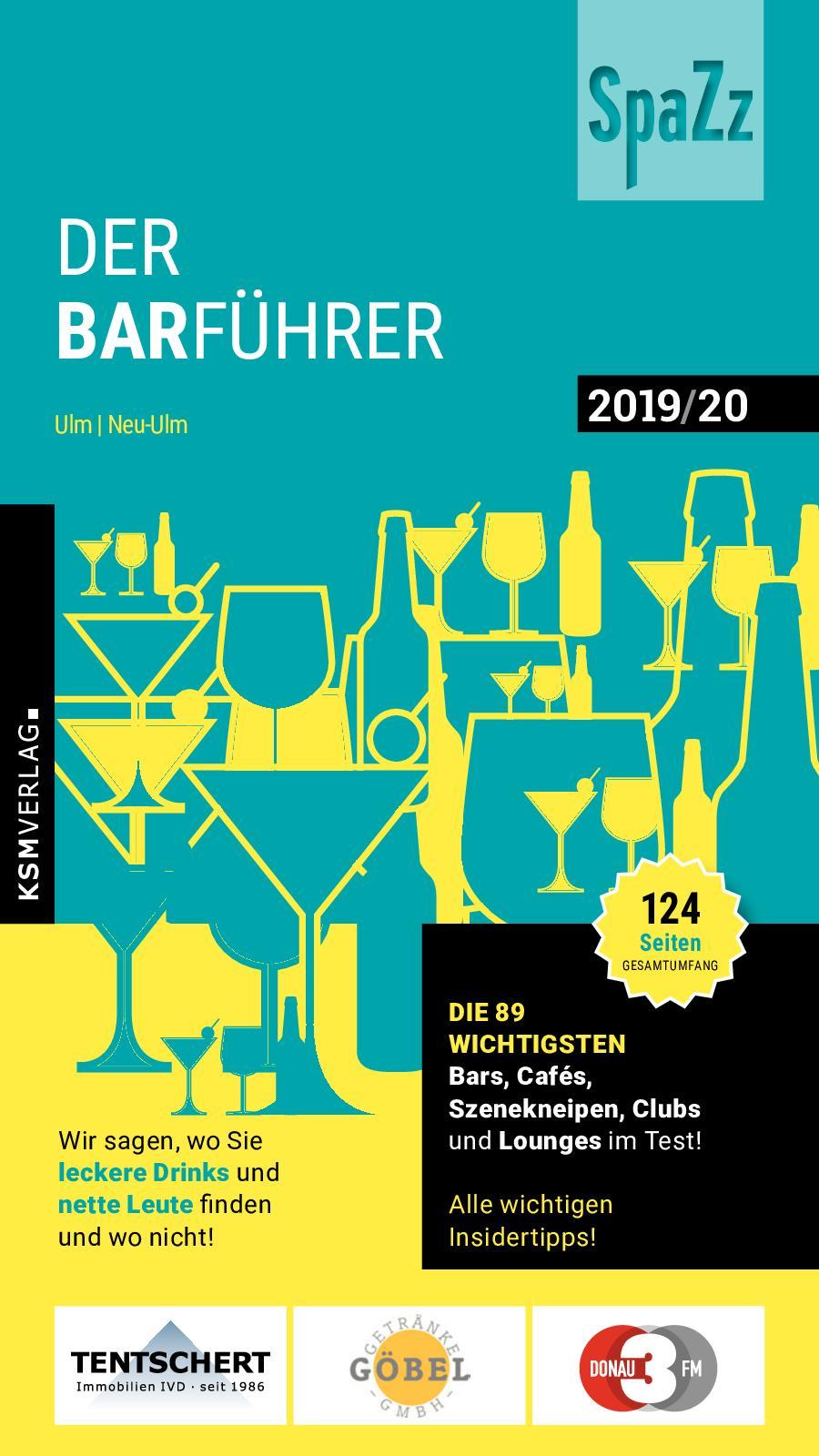 Der Barführer Ulm/Neu-Ulm 2019/20