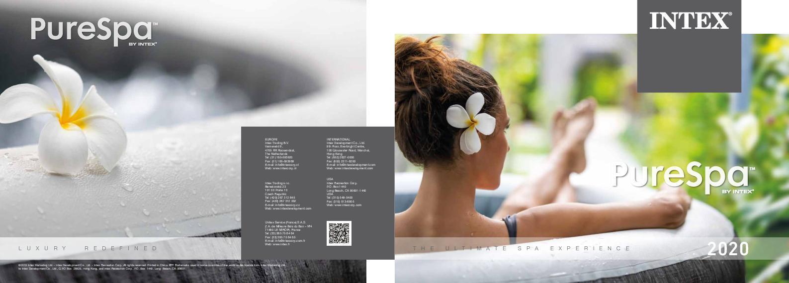 2020 Catalogue International Spa Intex Calameo Downloader