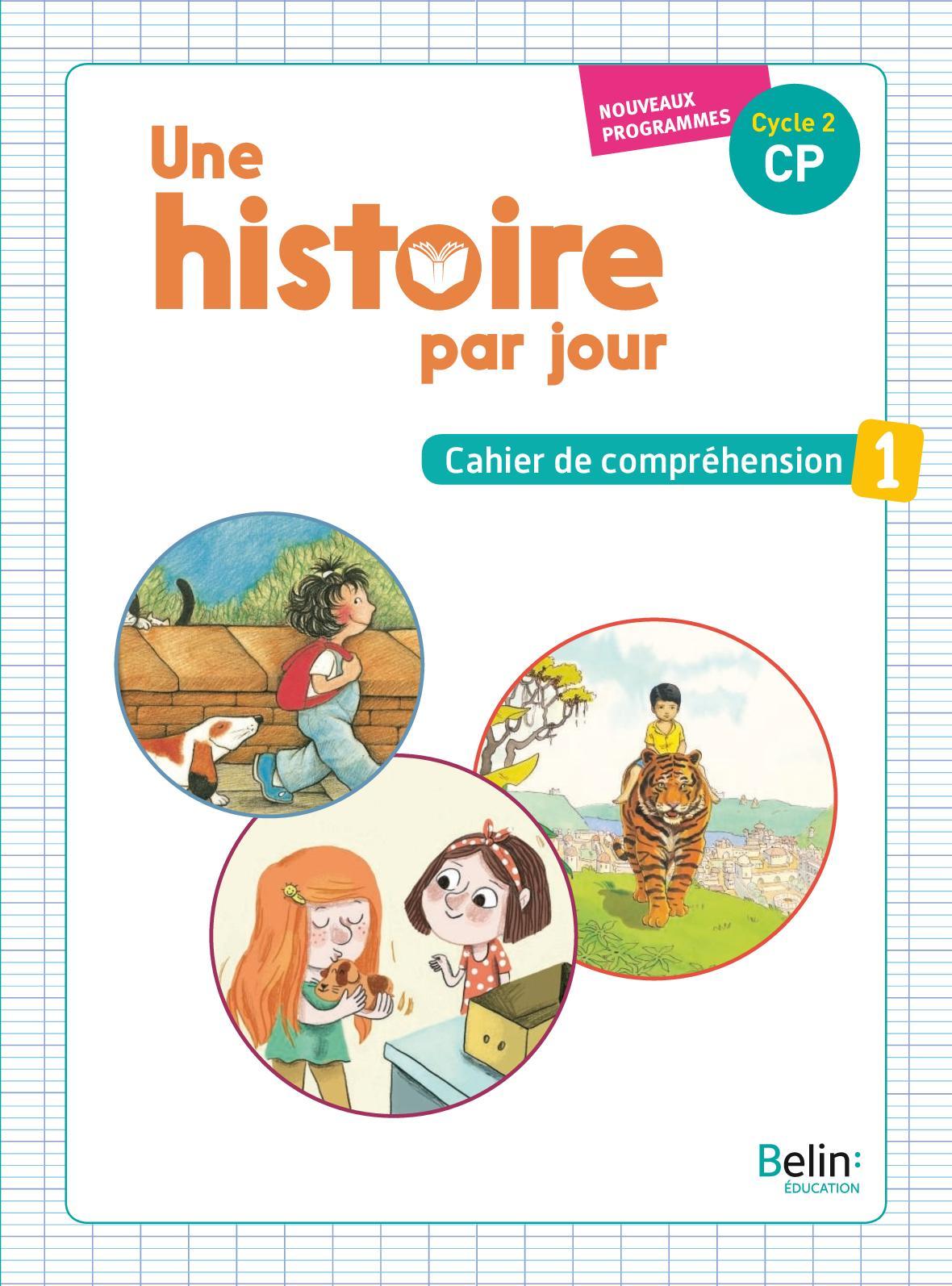 41001237 Histoire Par Jour Cahier 1