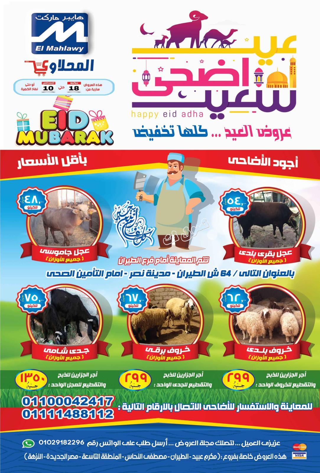 Tsawq Net El Mahlawy Market 17 7 2019