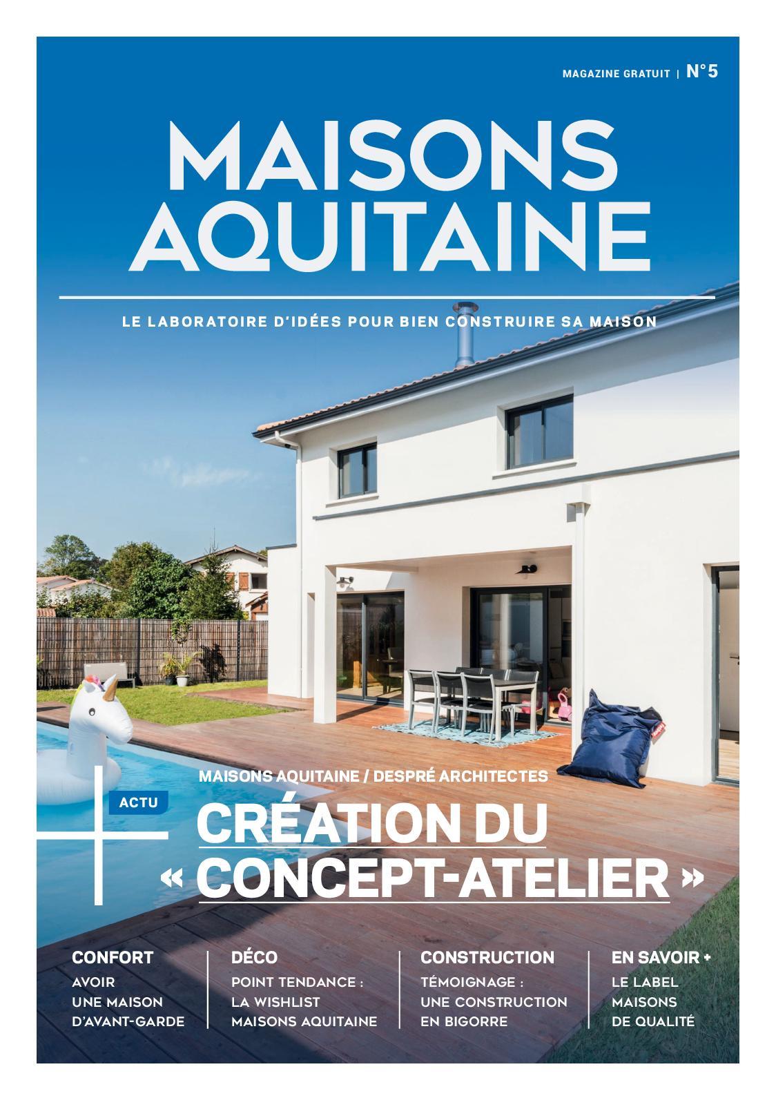 Calaméo Magazine Maisons Aquitaine 2019