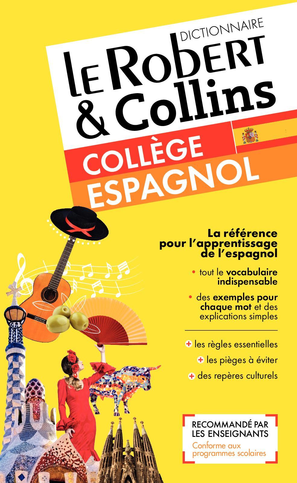 Calameo Le Robert Collins College Espagnol 2020