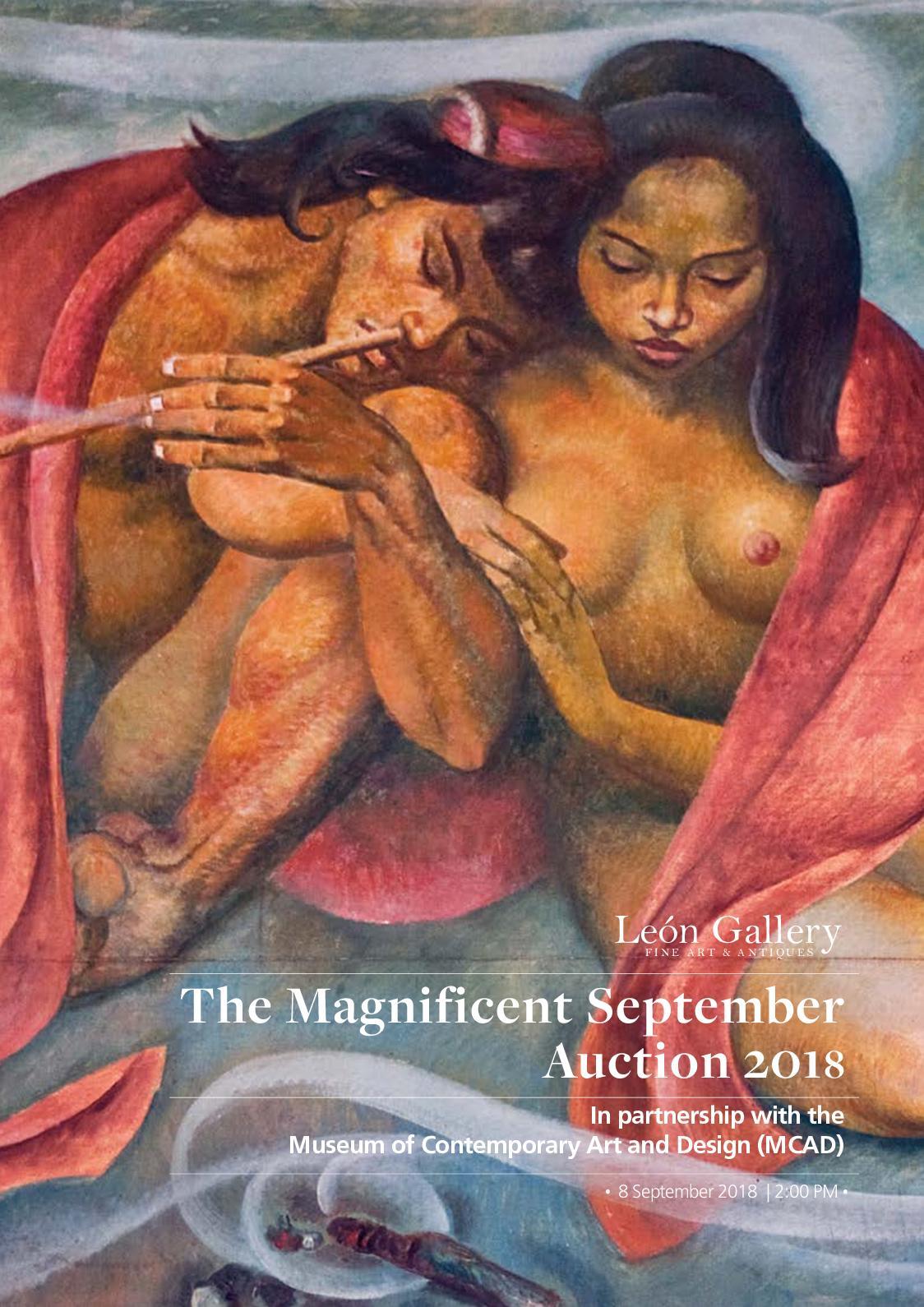Ana Clara Nua Video calaméo - the magnificent september auction 2018
