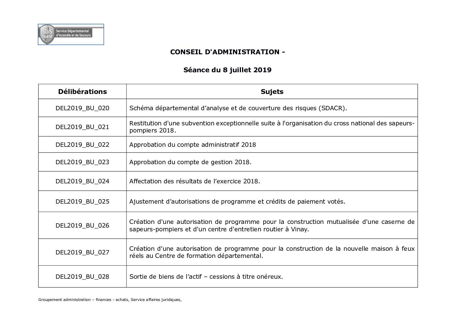 Calaméo Séance Du 8 07 2019