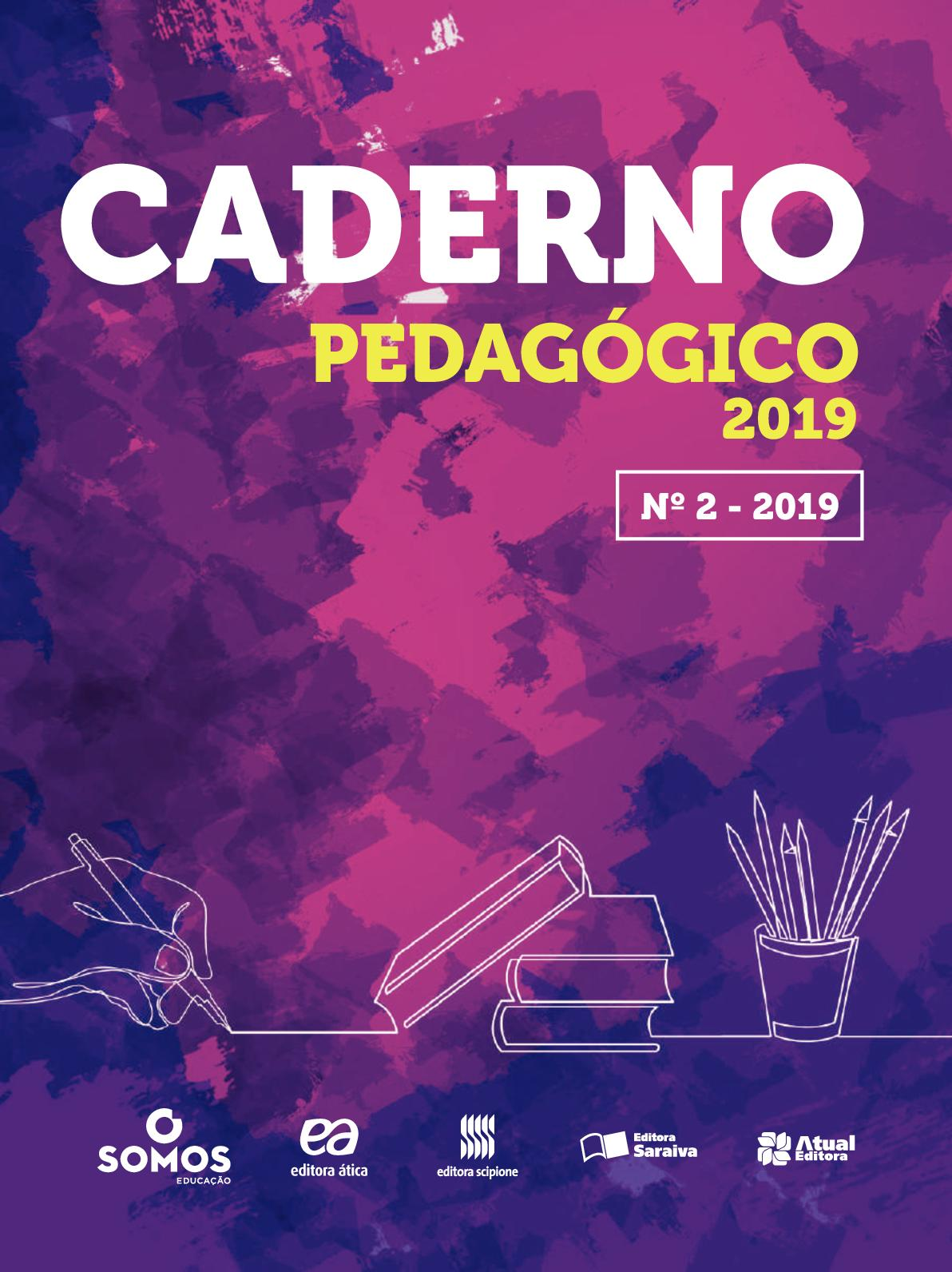 Caderno Pedagogico 2019