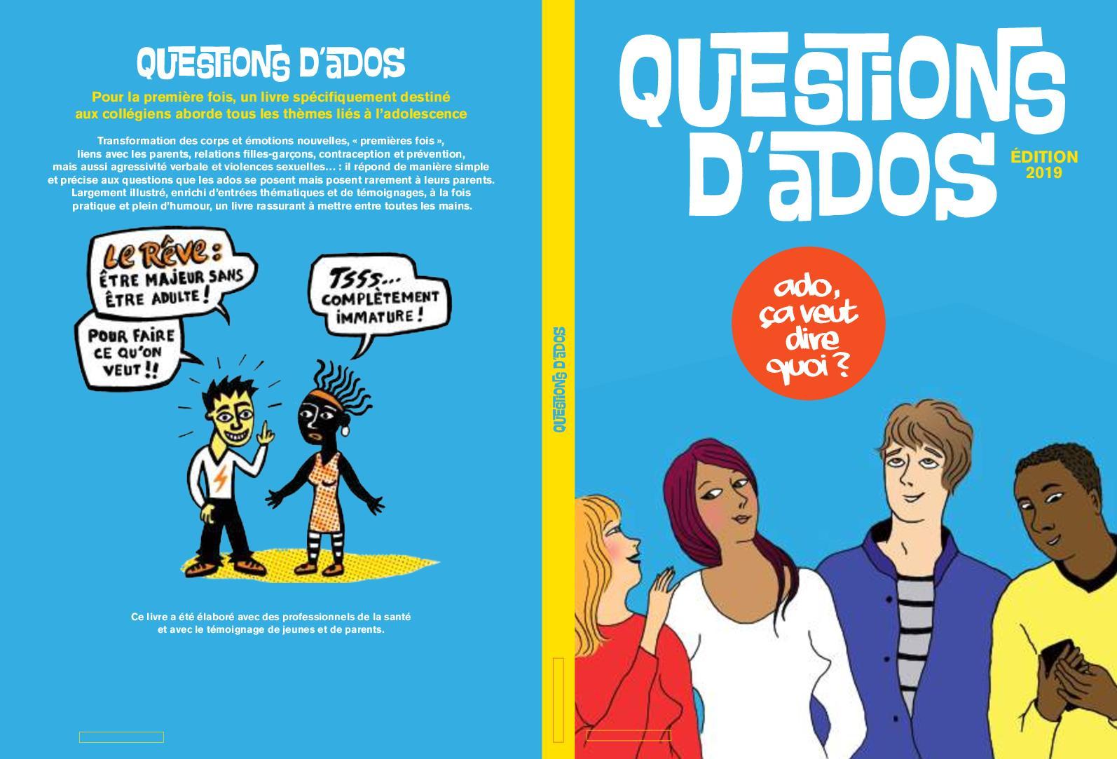 Calameo Questions D Ados