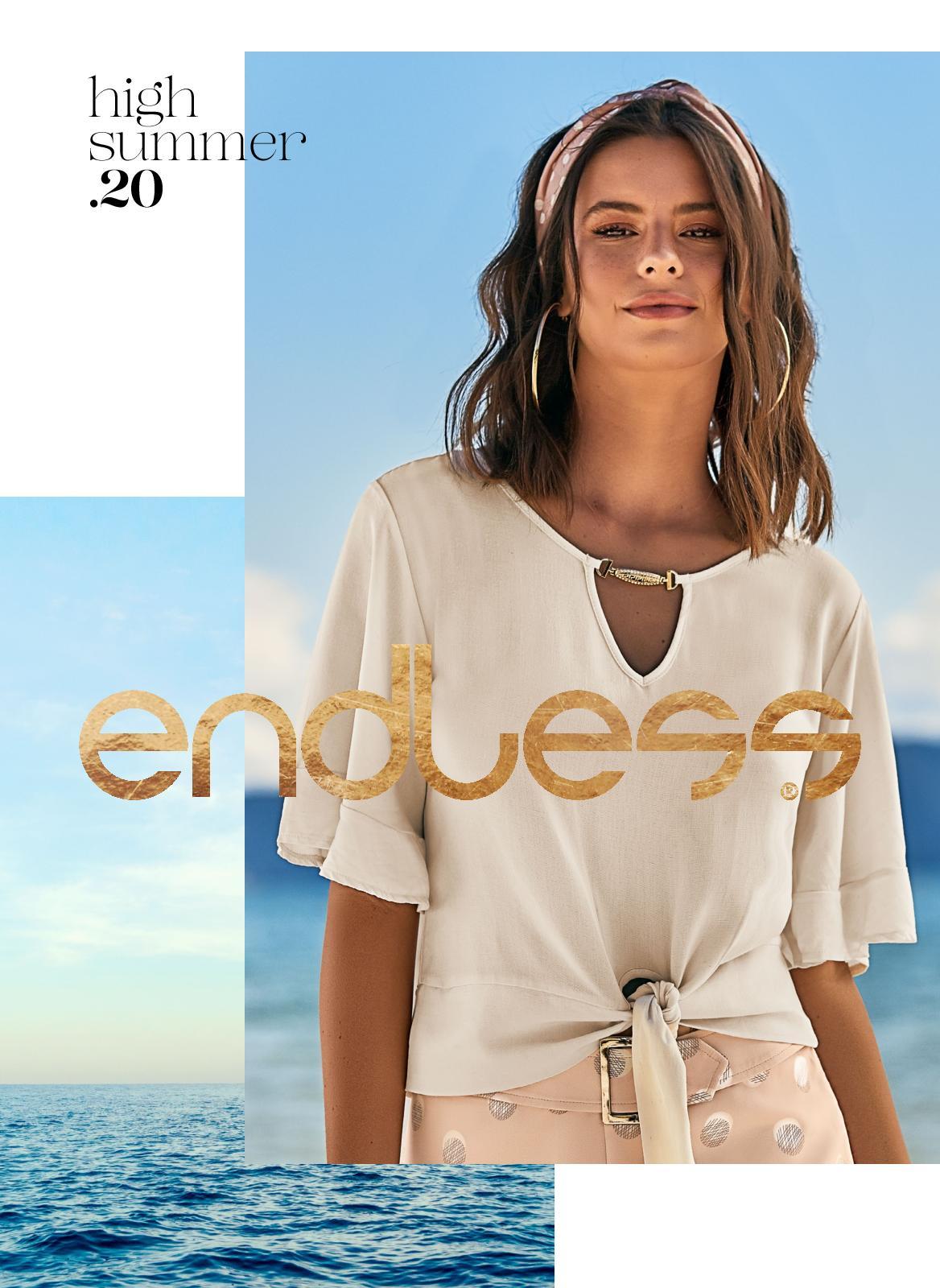 Endless Catálogo Alto Verão 20
