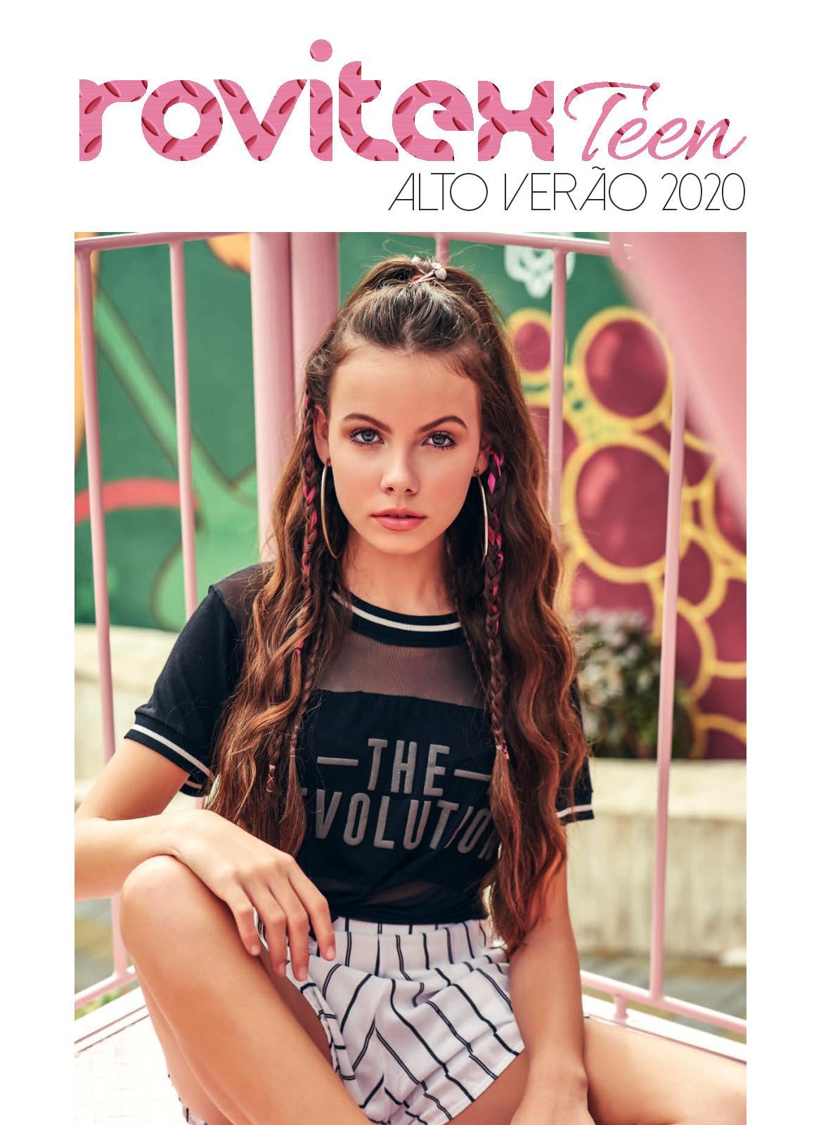 Rovitex Teen  Alto Verão 2020