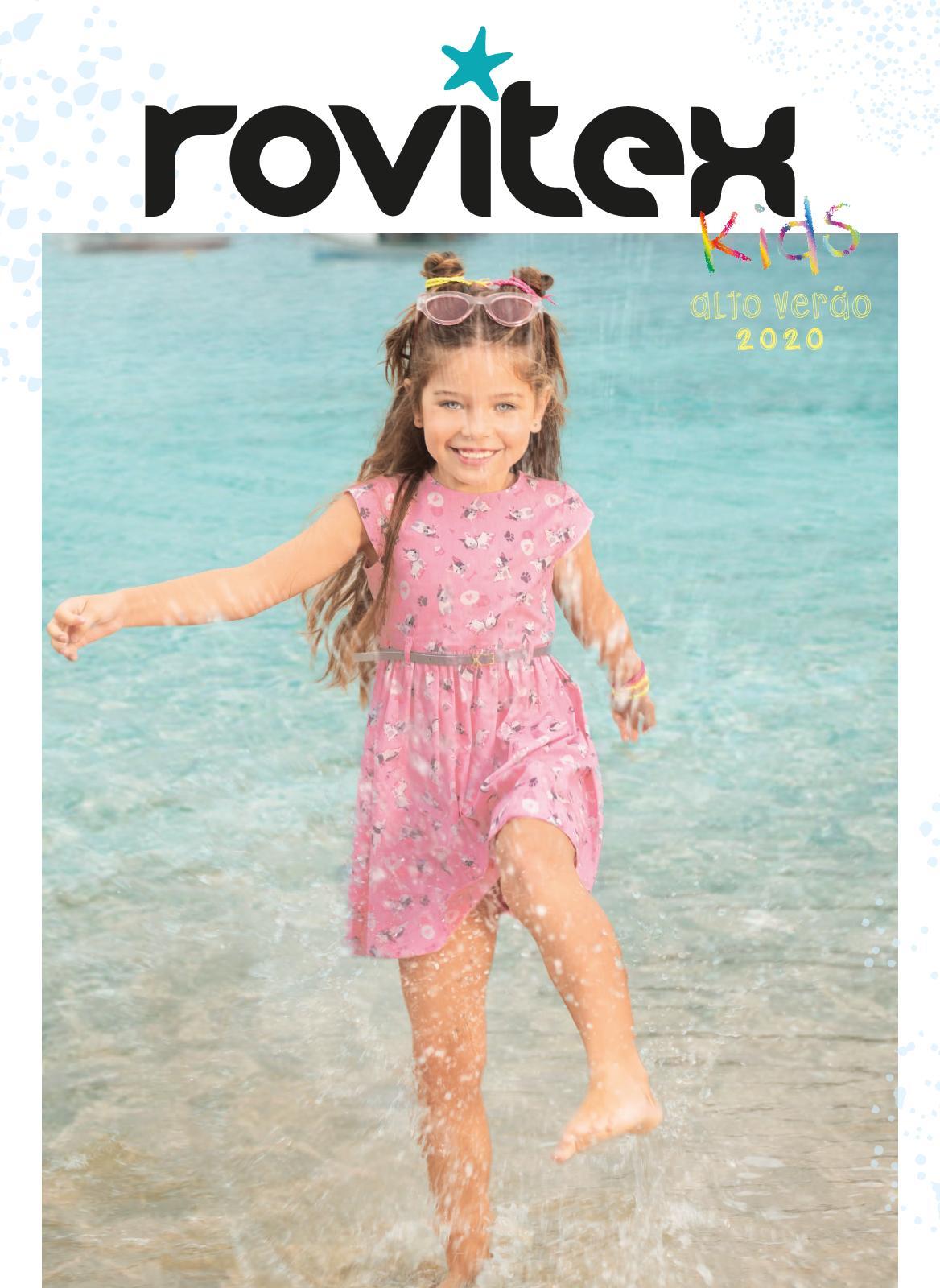 Rovitex Kids Alto Verão 2020