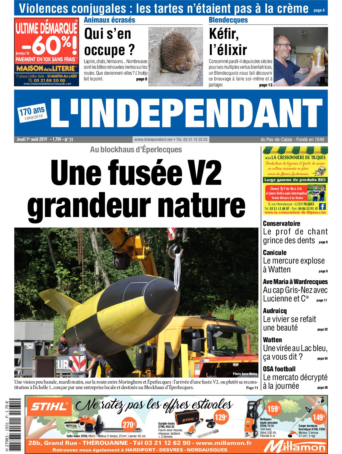 Calaméo Edition Du 8 Août 2019