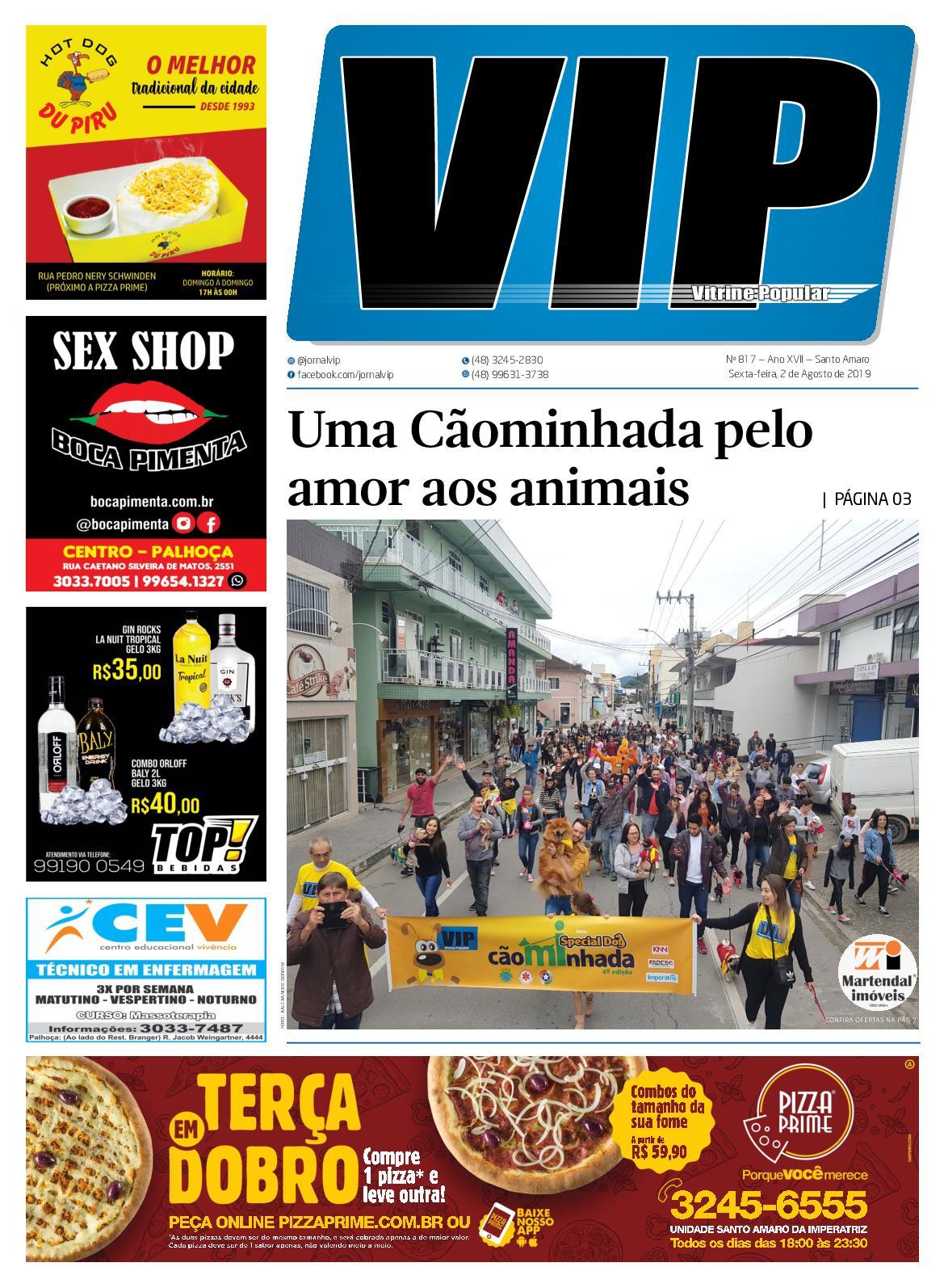 Calaméo - Jornal VIP - Ed  817