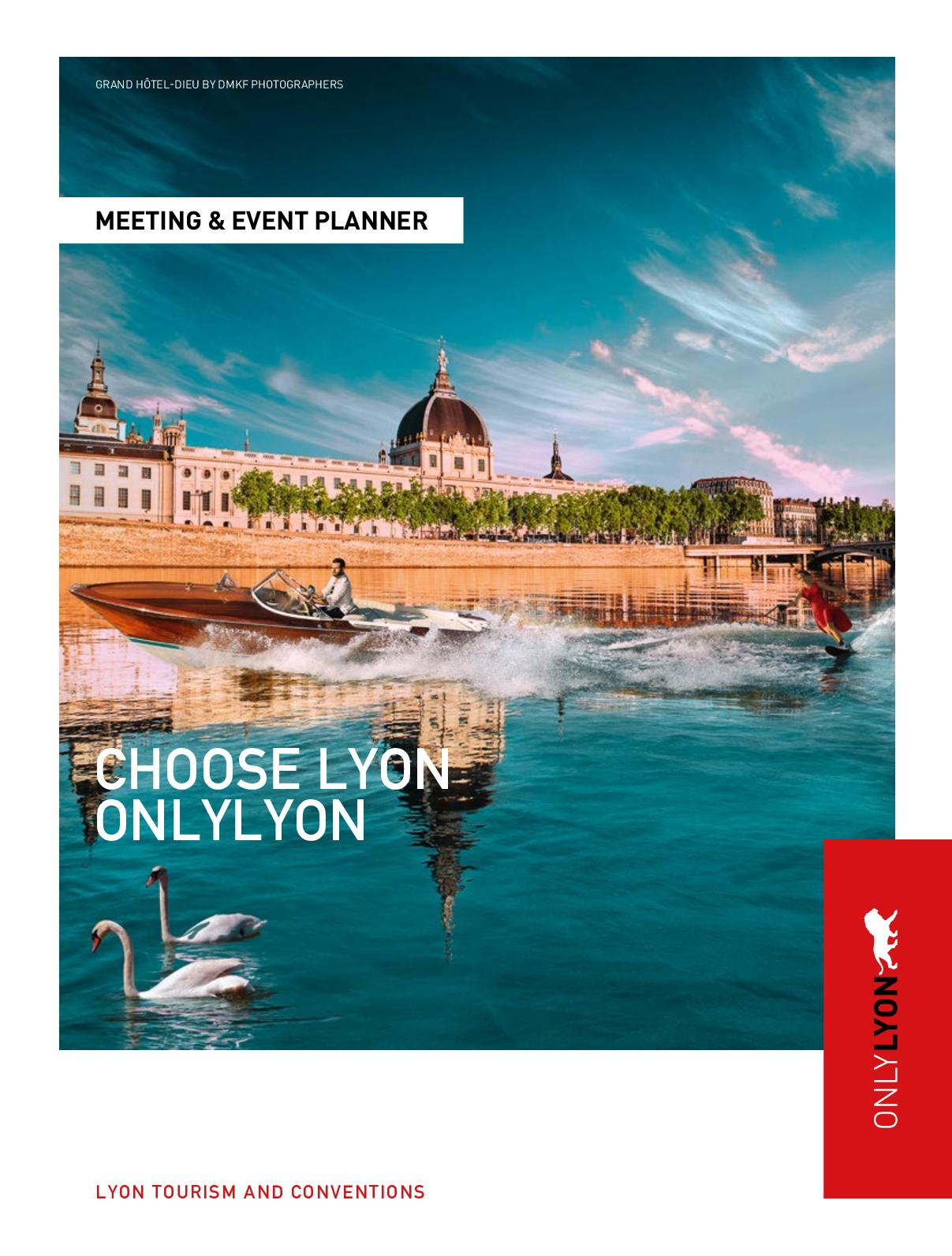 Calaméo   Lyon Meeting & Event Planner 40 40