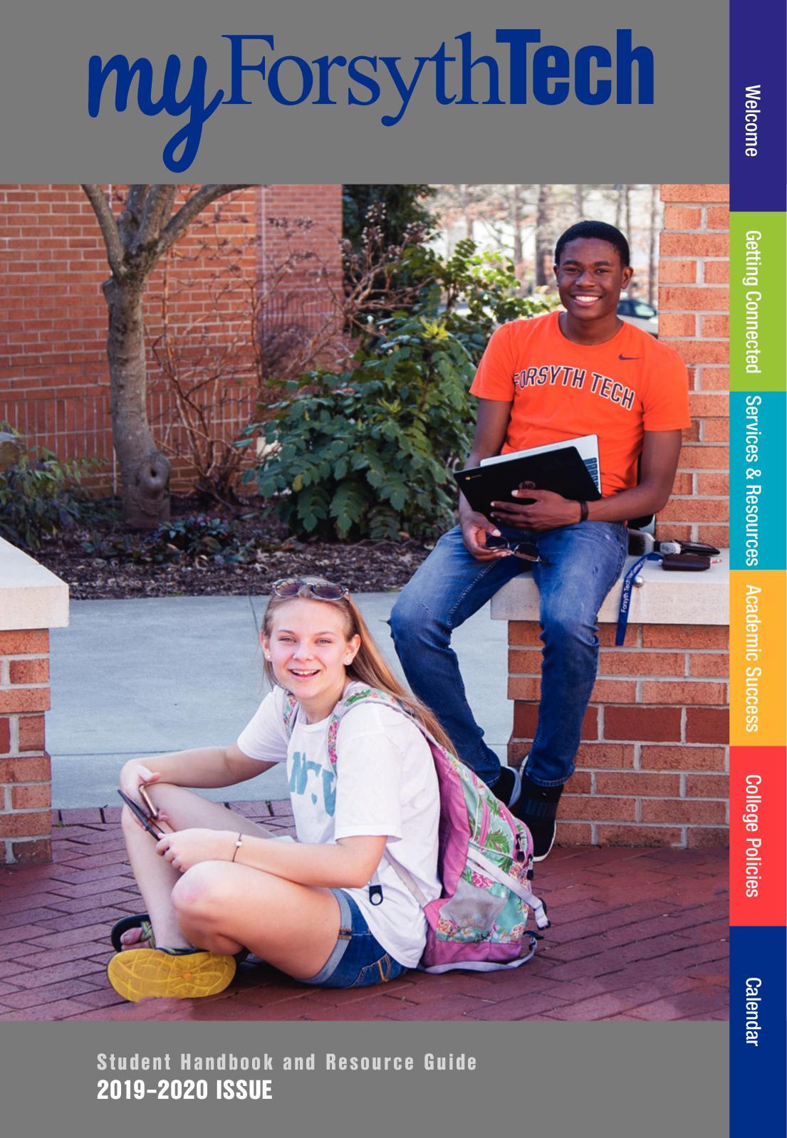 Calameo Ft 2019 20 Student Handbook