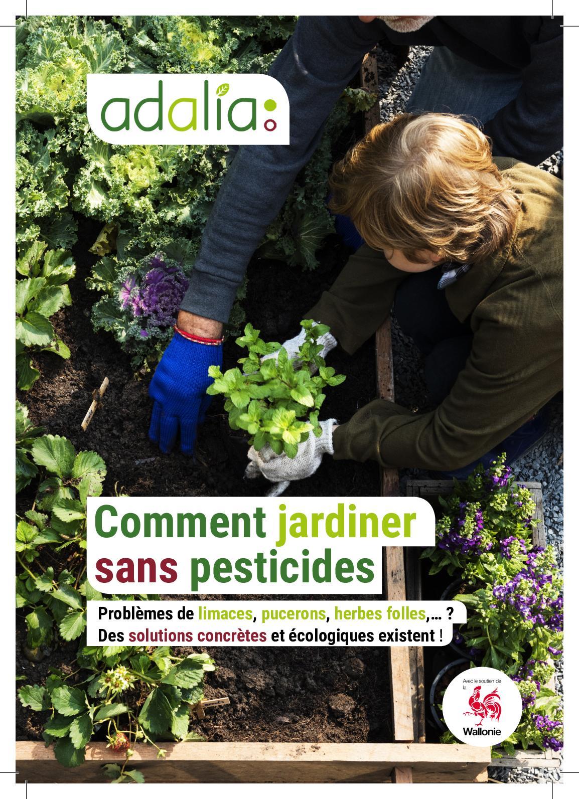 Bicarbonate De Soude Contre Les Pucerons calaméo - brochure jardiner sans pesticides