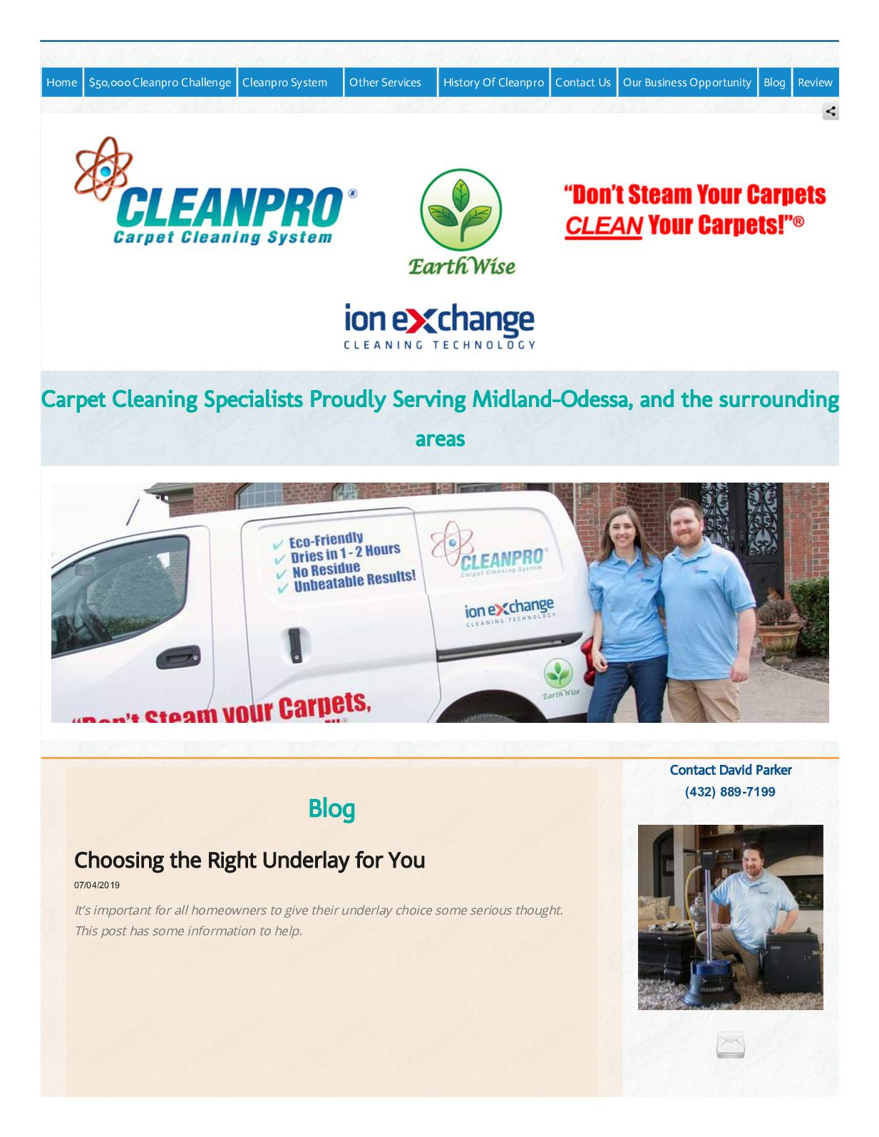Calameo Midland Cleanpro Carpet Cleaner
