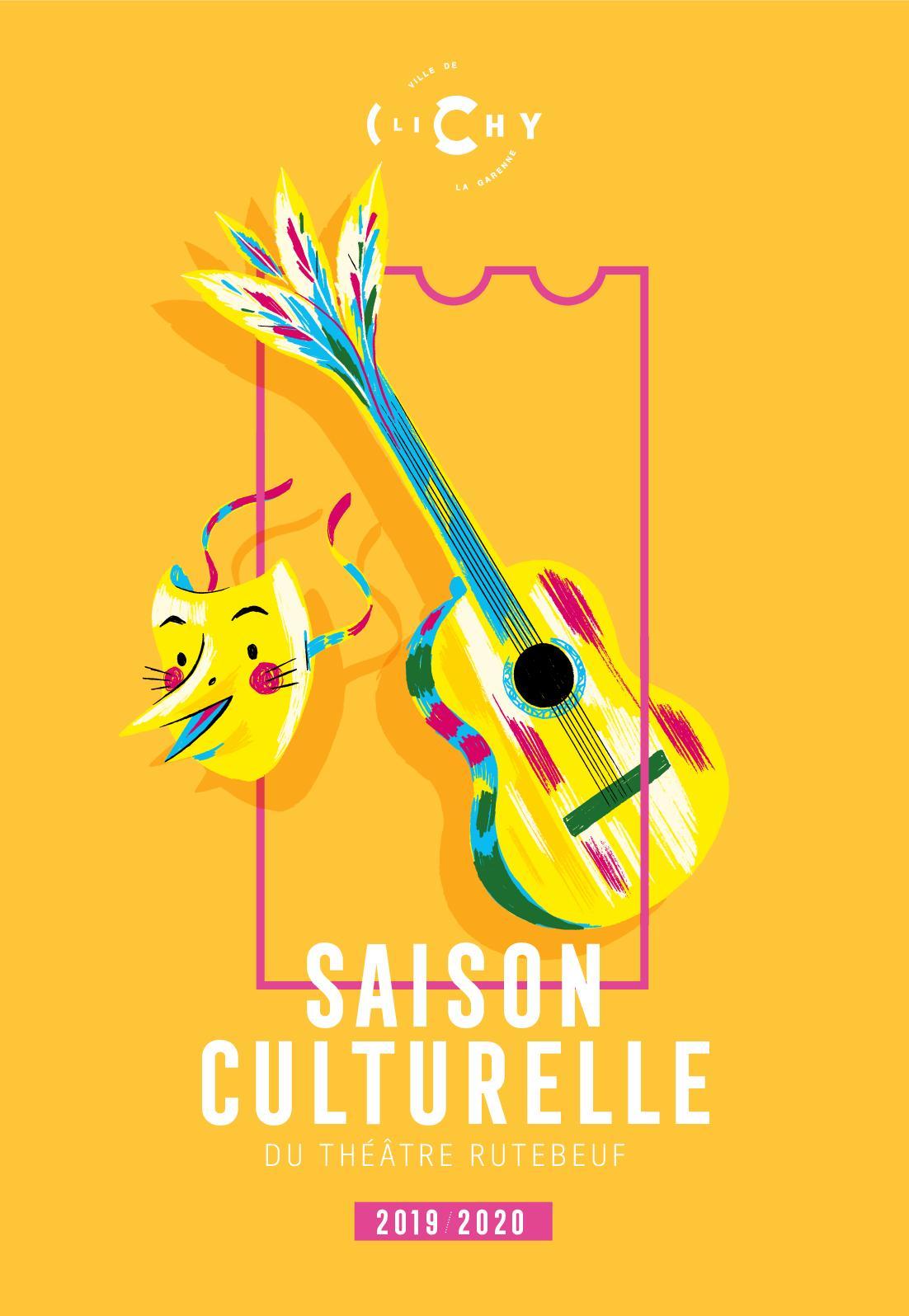 Amelie Bitoun Nue calaméo - saison culturelle 2019/2020 : le programme