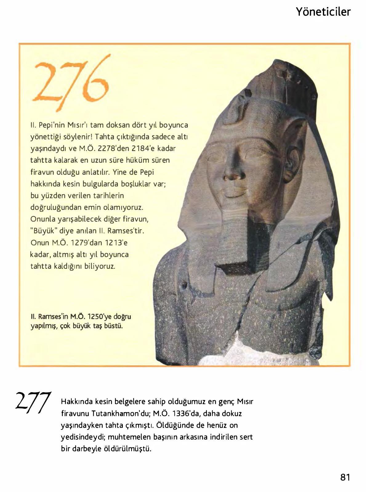 antik dunyada bilinmesi gereken 500 sey