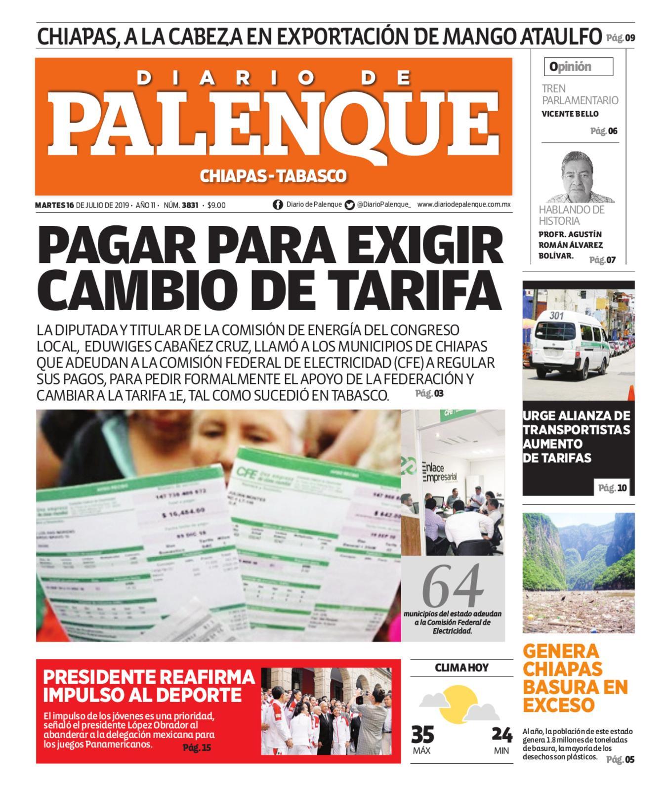 Calaméo Diario 16 07 2019