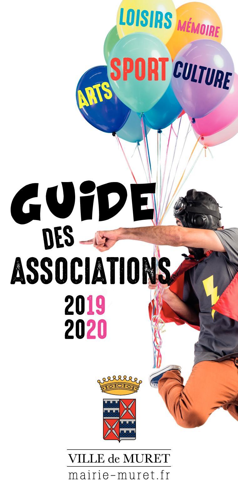 Calaméo Muret Guide des associations 2019